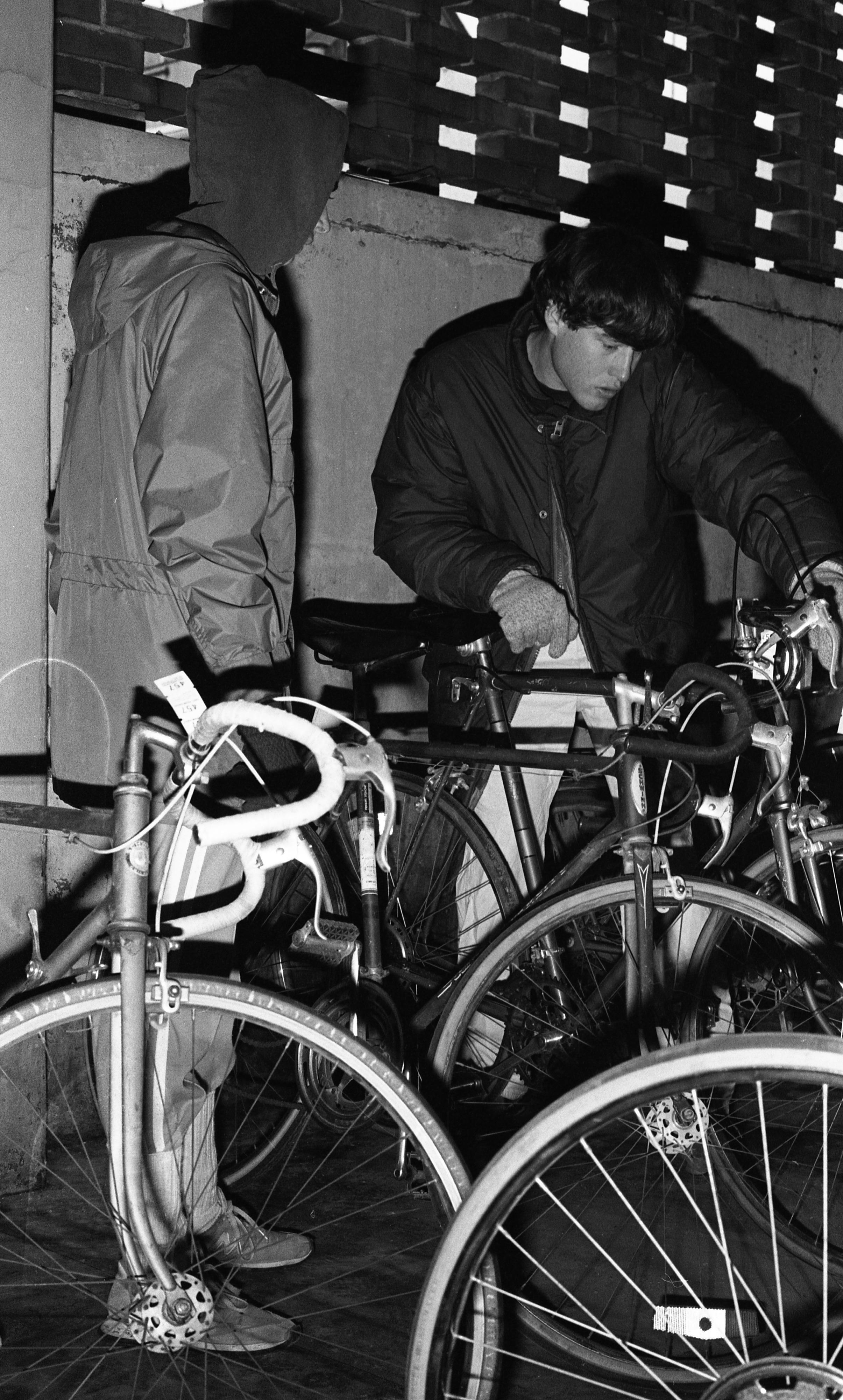 Ann Arbor Police Bike Auction March 1982