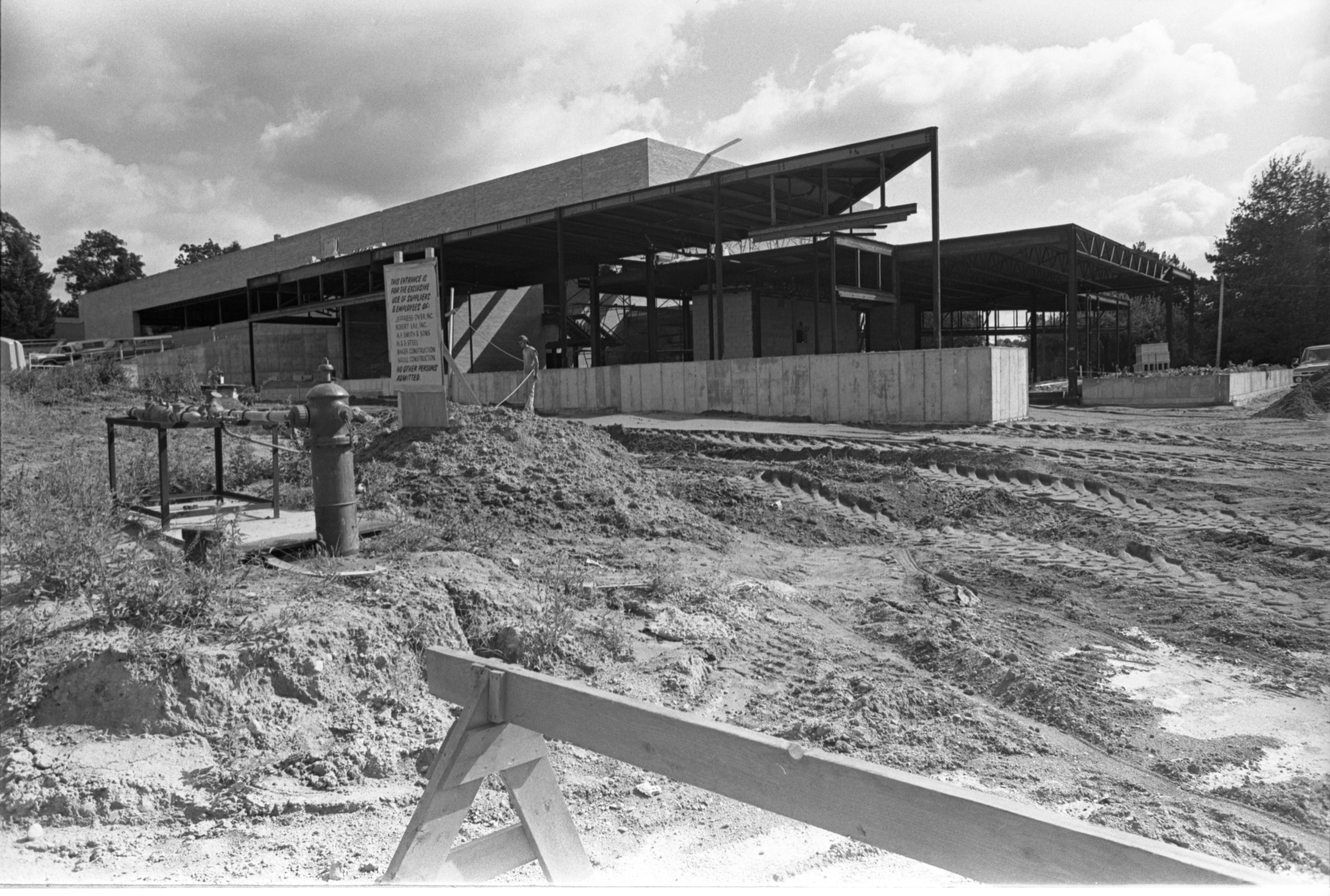 Gerald R. Ford Presidential Library Nears Completion, September 6, 1979 image