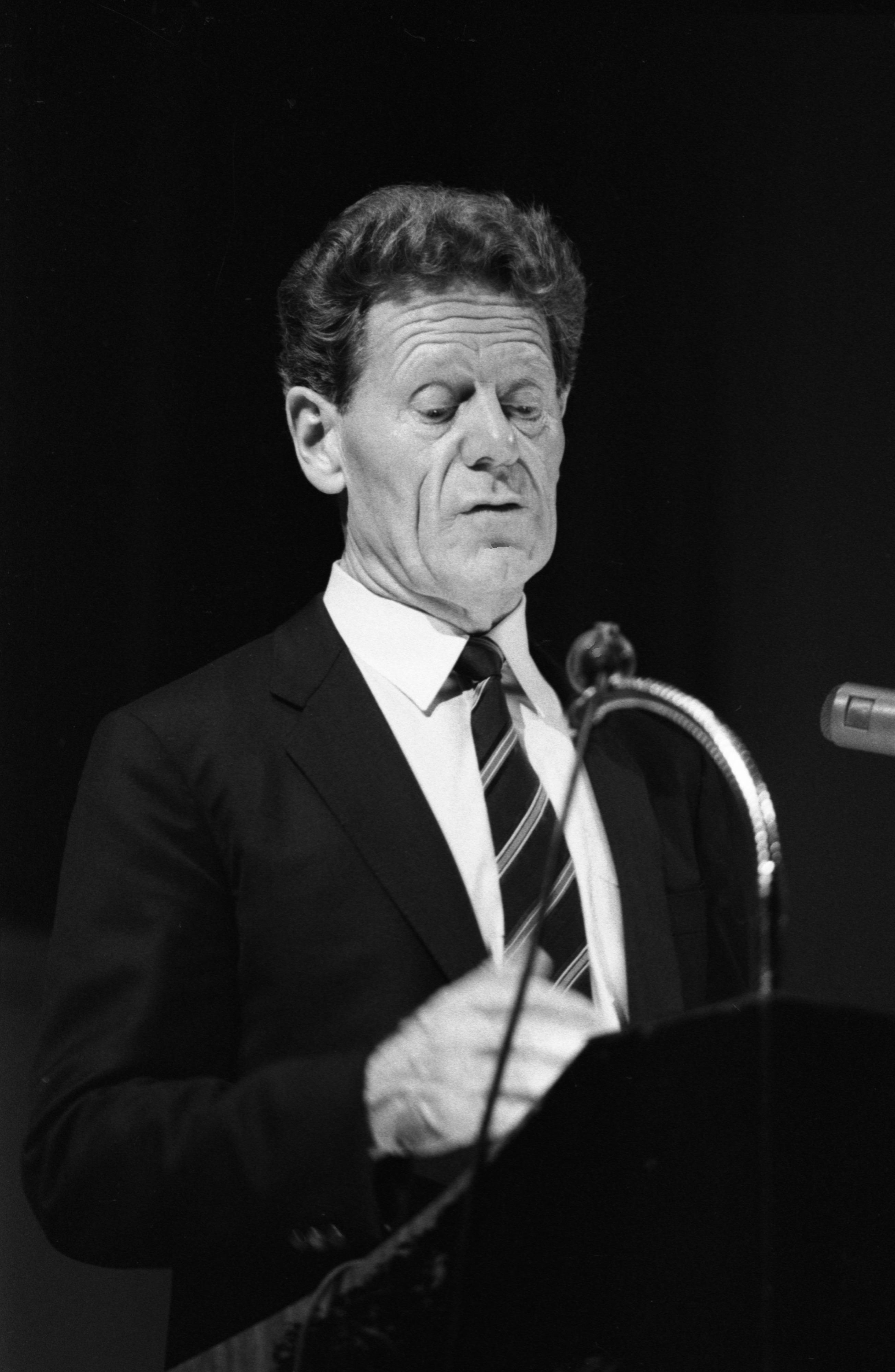 Hans Kung Lecture At Rackham, November 22, 1983