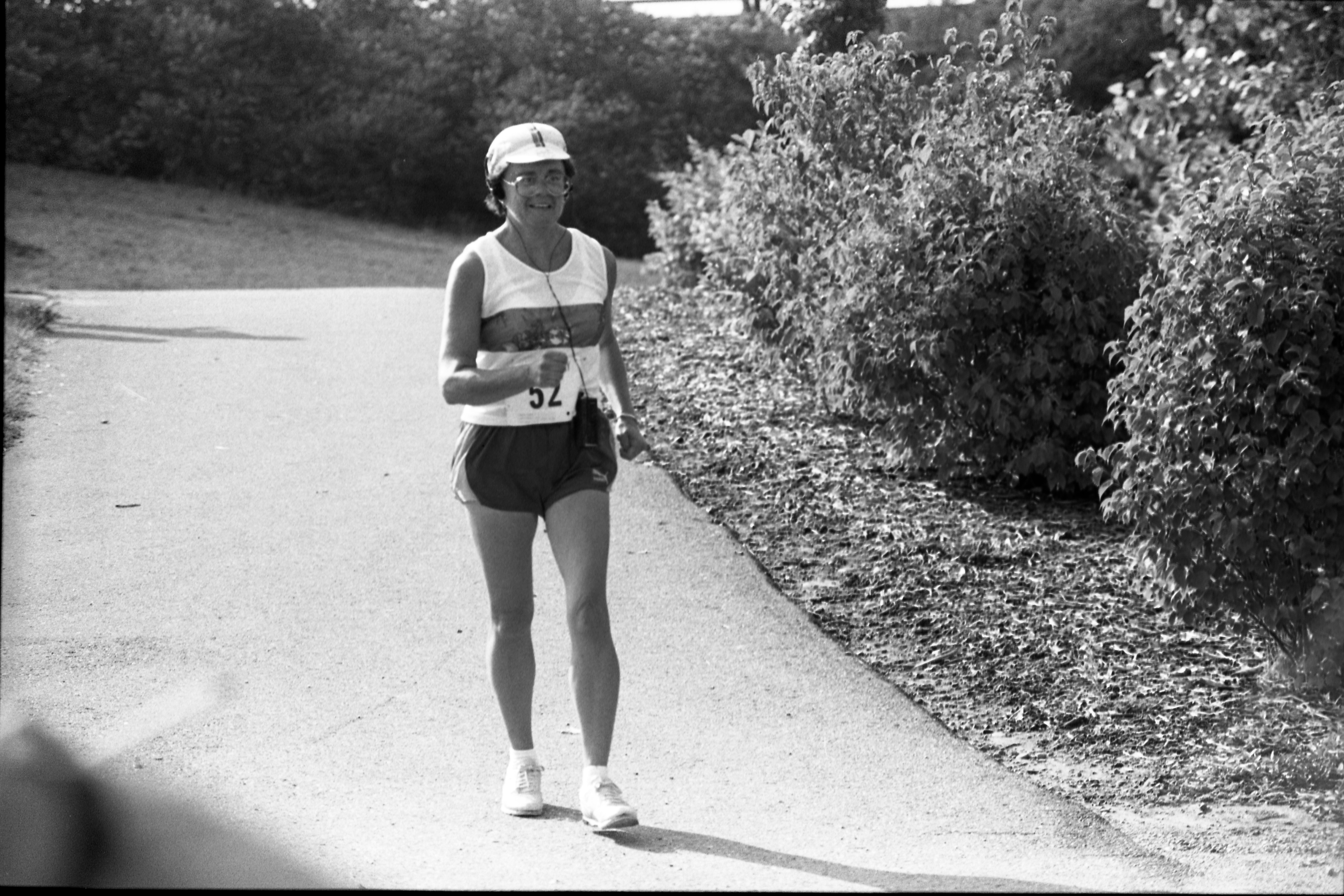Ann Arbor Track Club, Women Only 1.2 Mile Walk In Gallup Park, July 1988 image