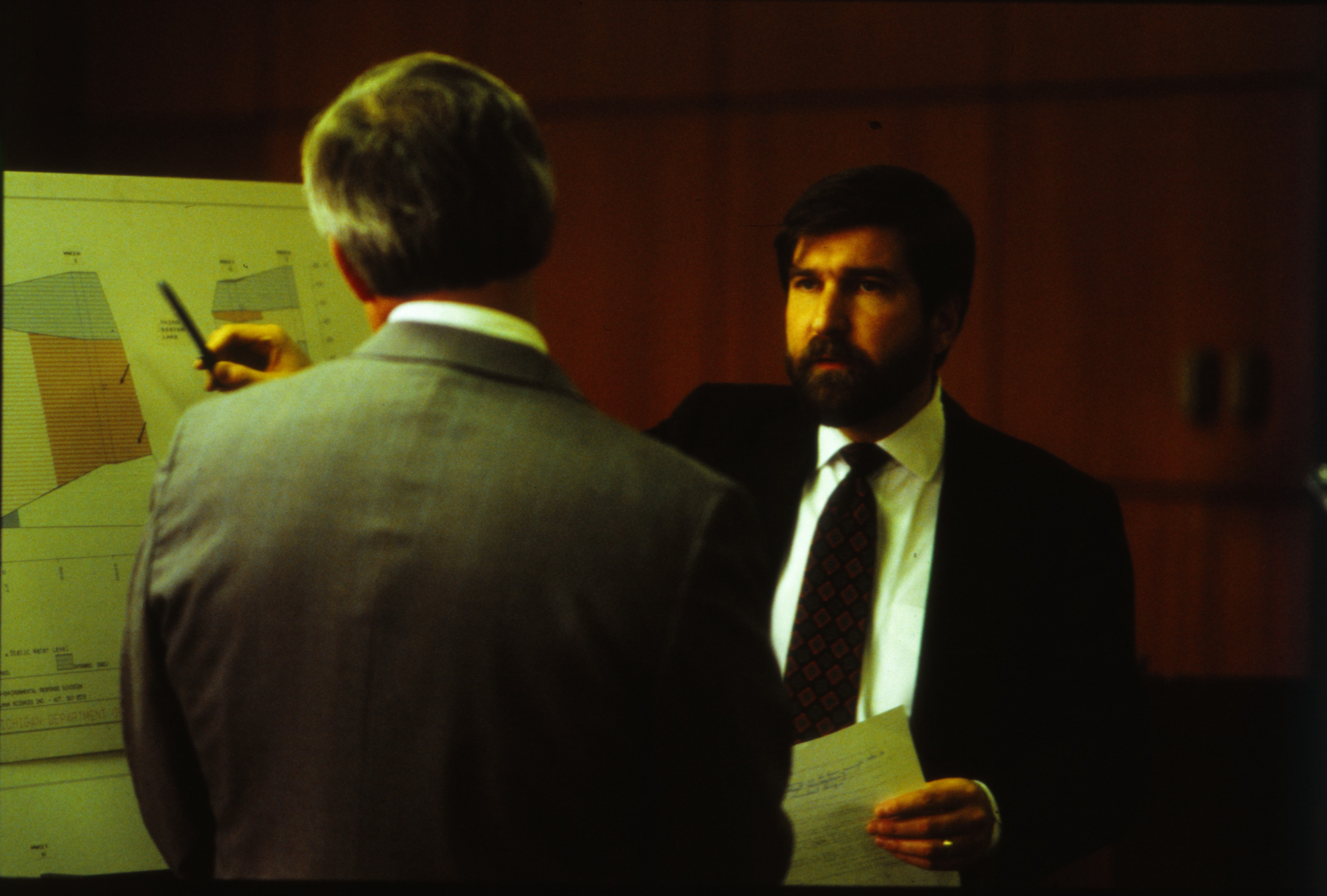 Gelman Sciences Trial, August 1990 image