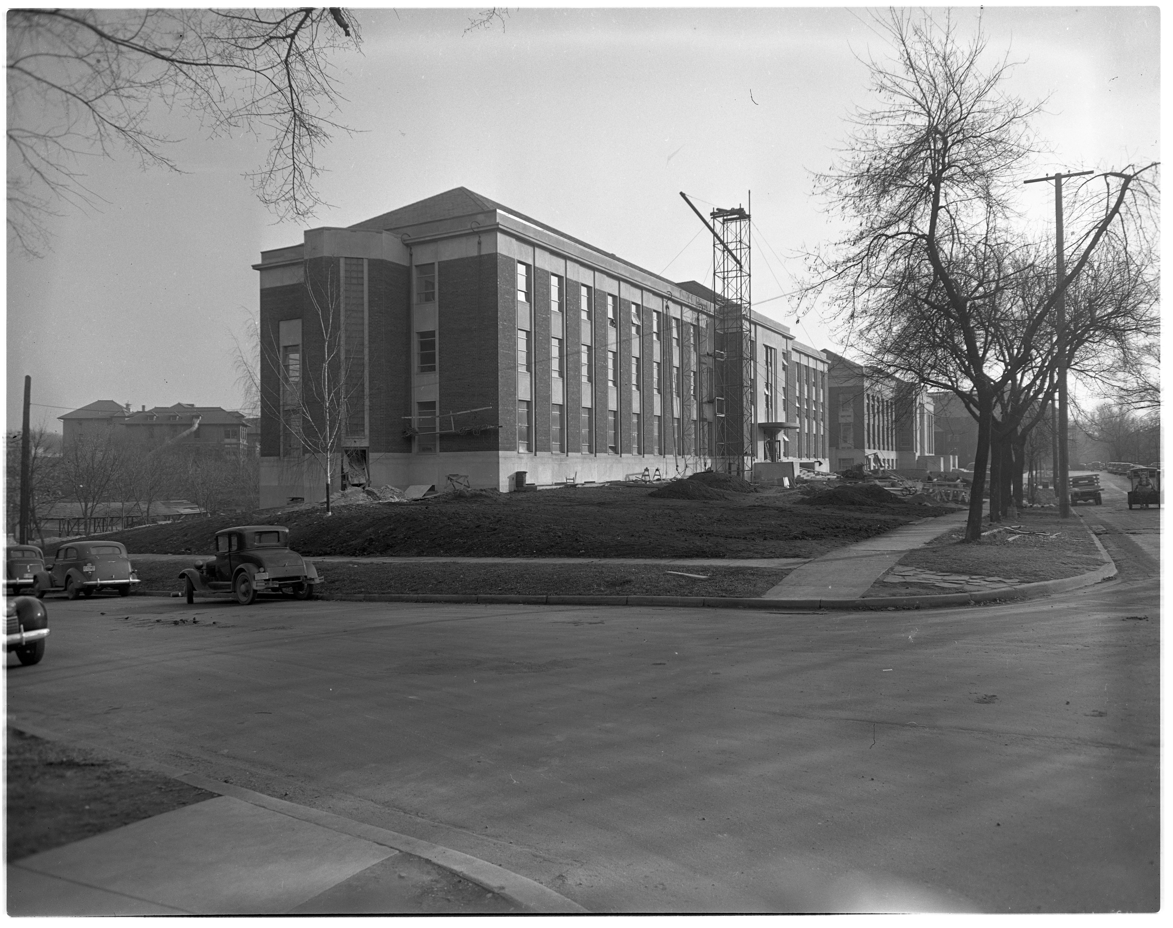 New Health Service and Dental School, December 1939 image