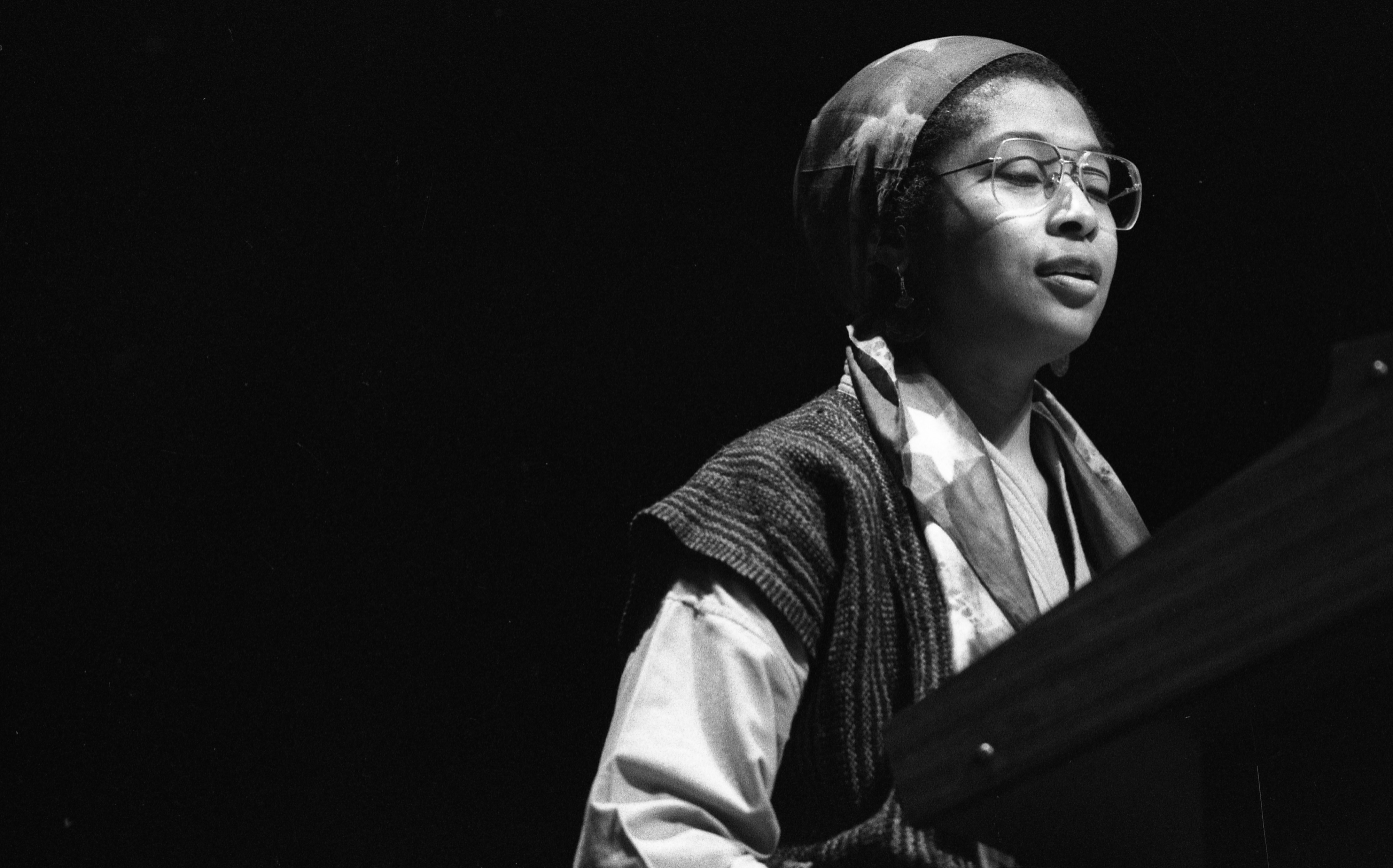 Alice Walker Speaks At The Power Center, October 13, 1982 image