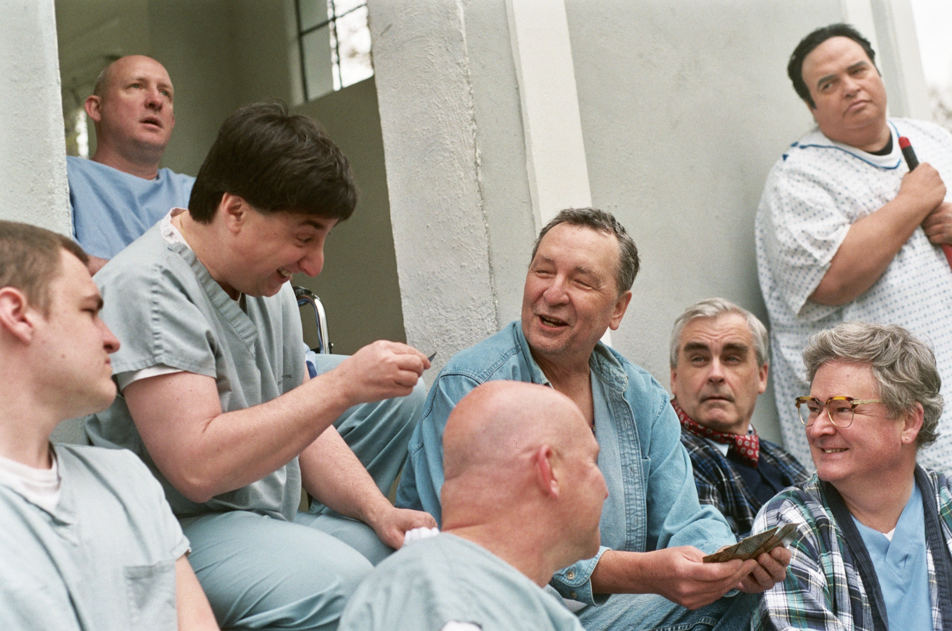 one flew over the cuckoo s nest ethical issues 'one flew over the cuckoo's nest' is generally considered to have left a   changes in attitude towards people with mental health problems.