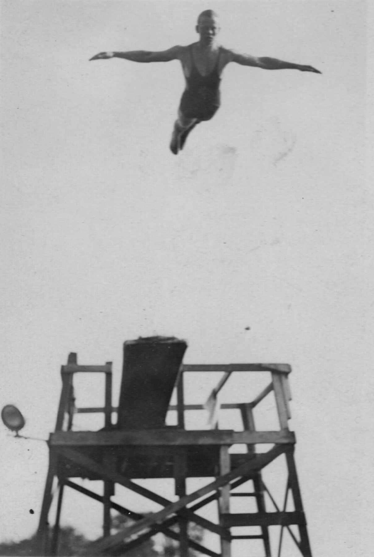 Swan Dive at the Detroit Yacht Club image