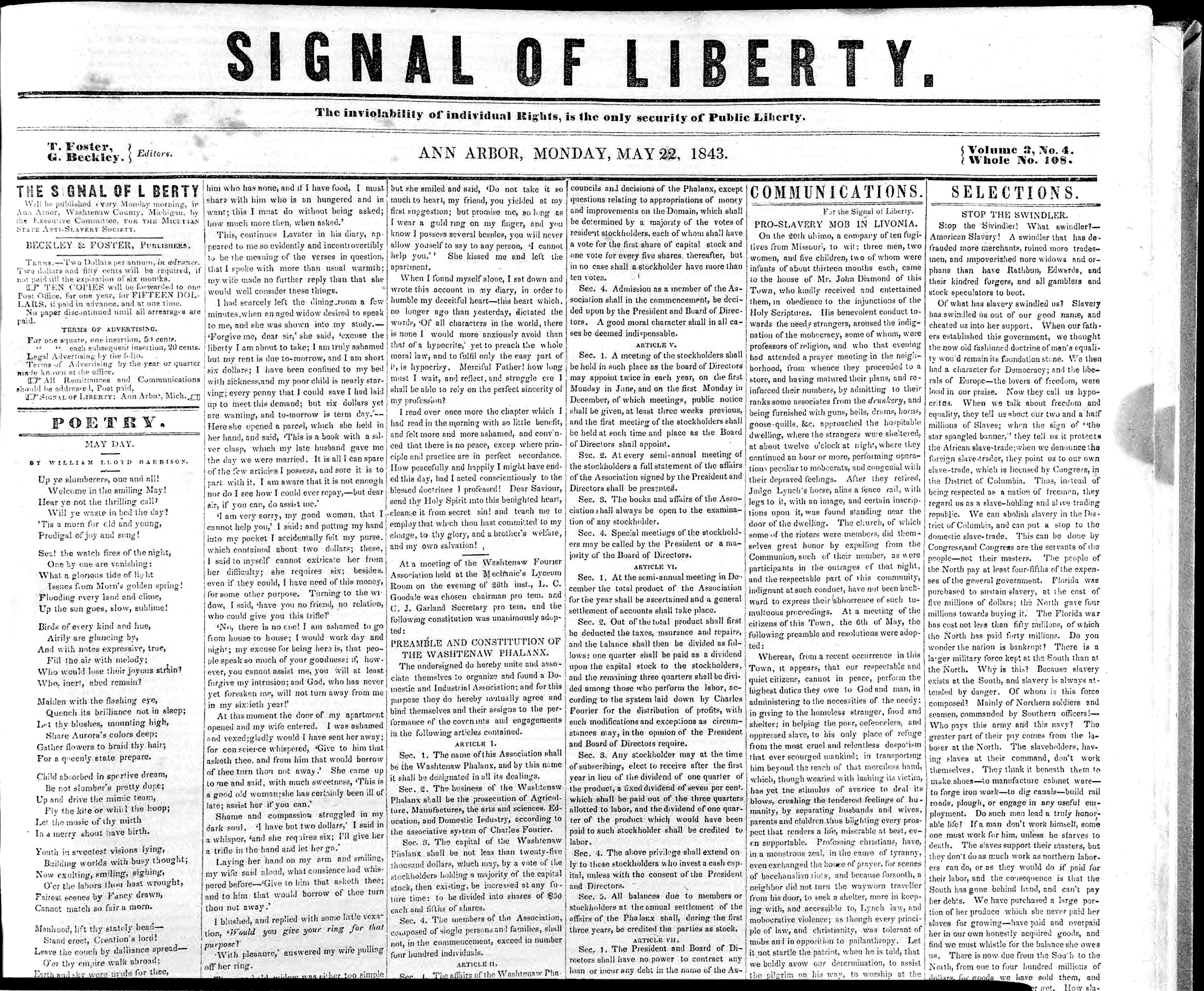 Signal of Liberty image