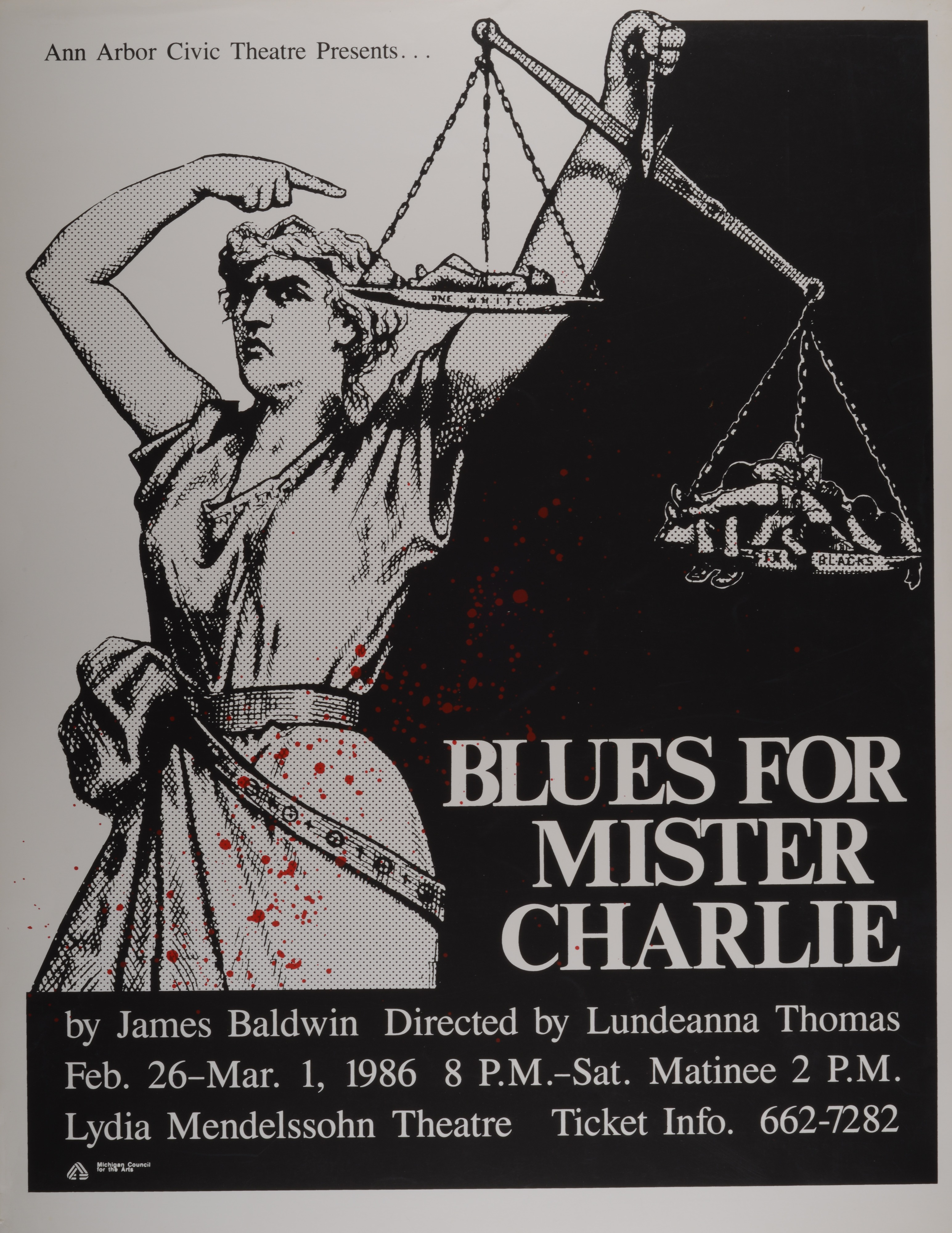 christianity sexism and racism in blues for mister charlie a play by james baldwin