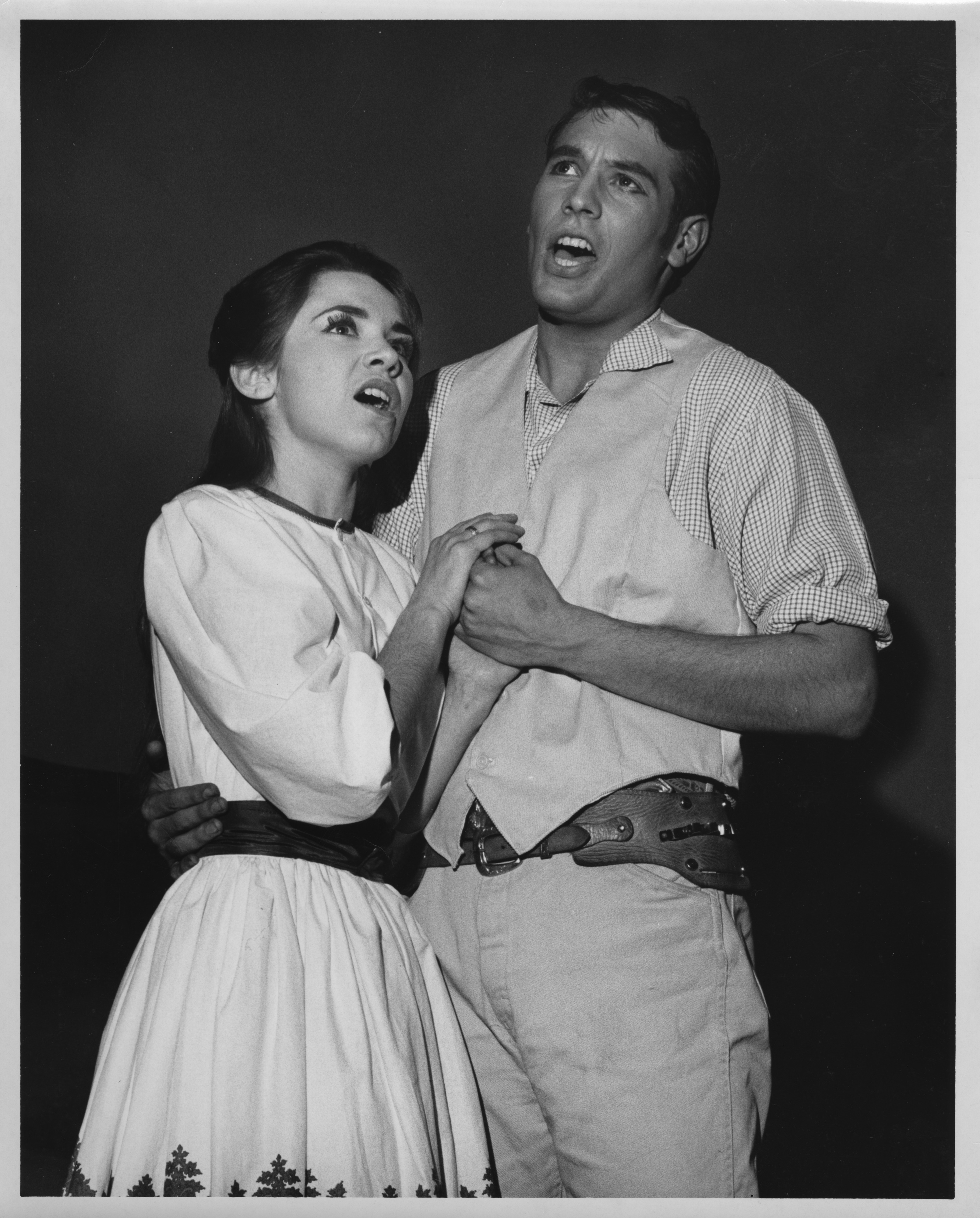 "Ann Arbor Civic Theatre: ""Oklahoma!,"" December, 1963 image"