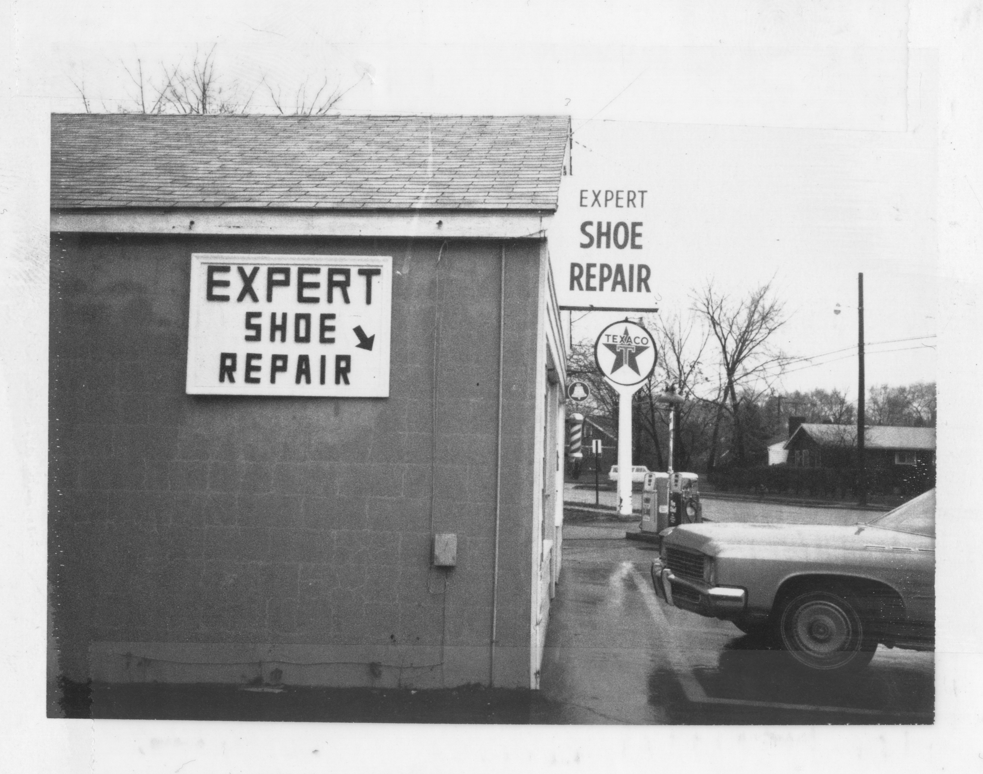 Expert Shoe Repair, 1971 image