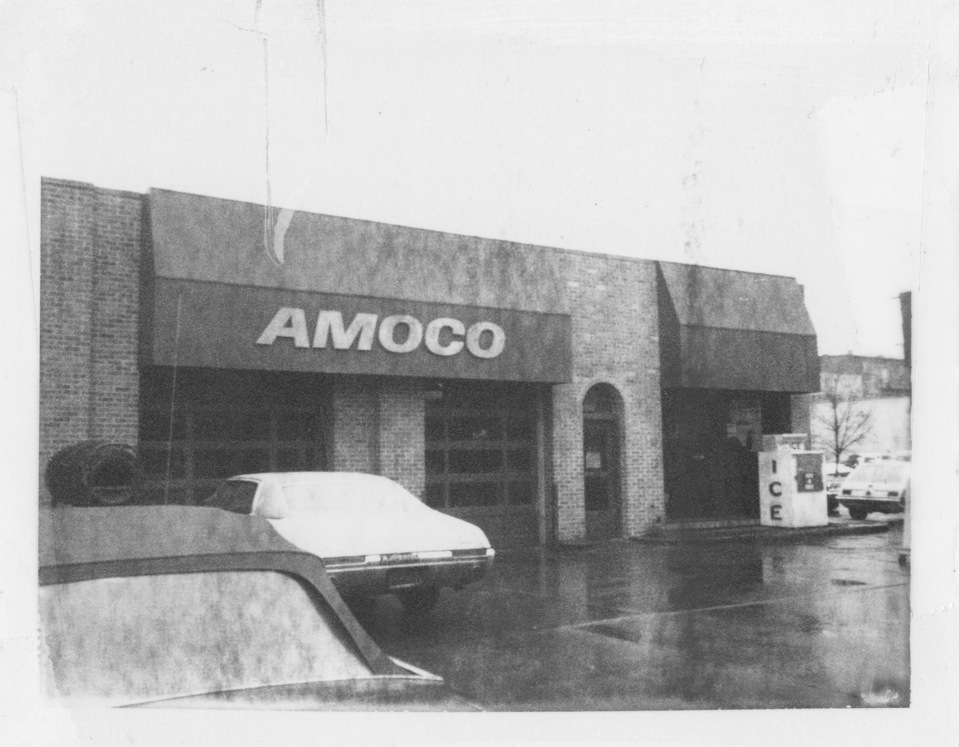 Amoco, North Main Stardard Oil, 1975 image