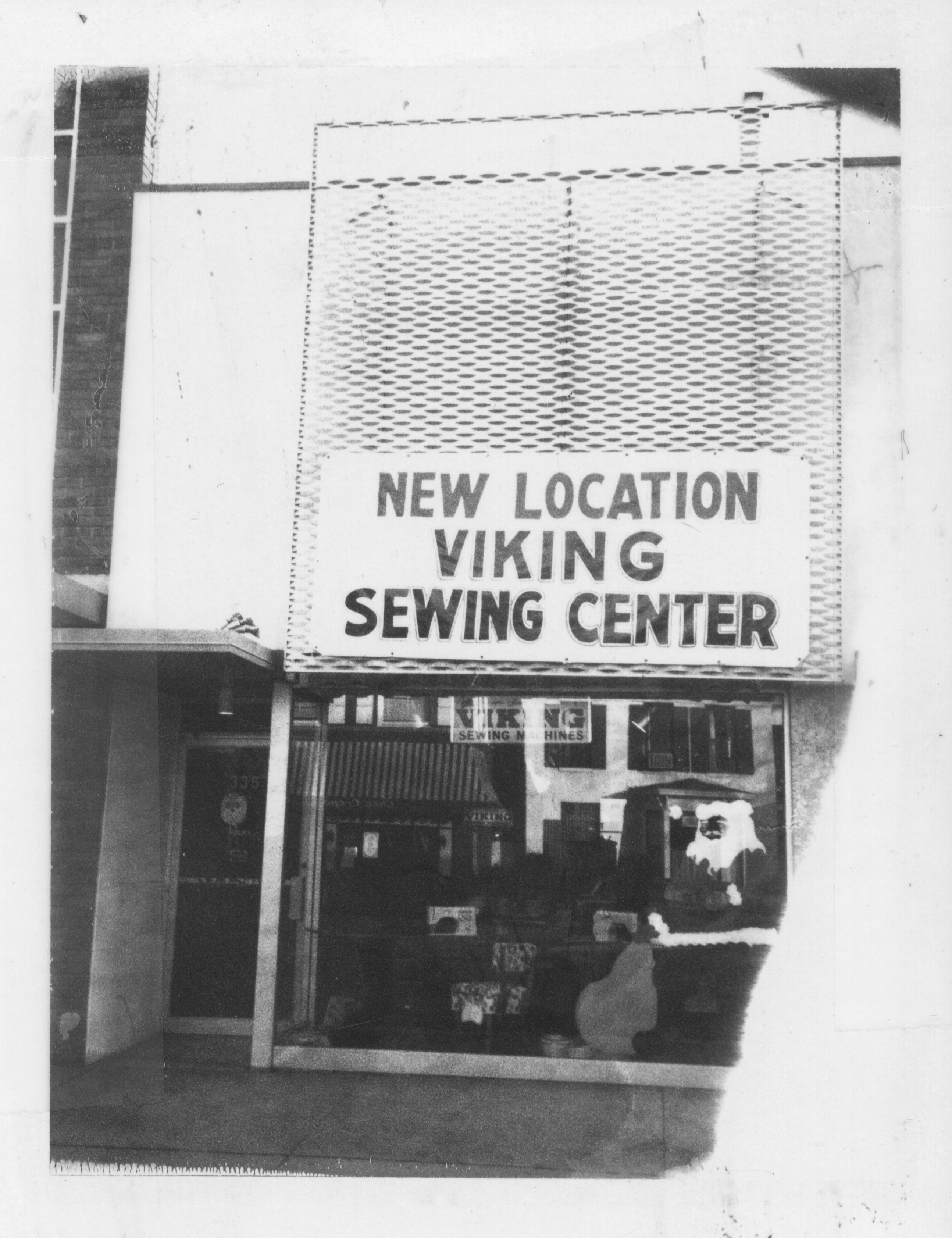 Viking Sewing Center, 1971 image
