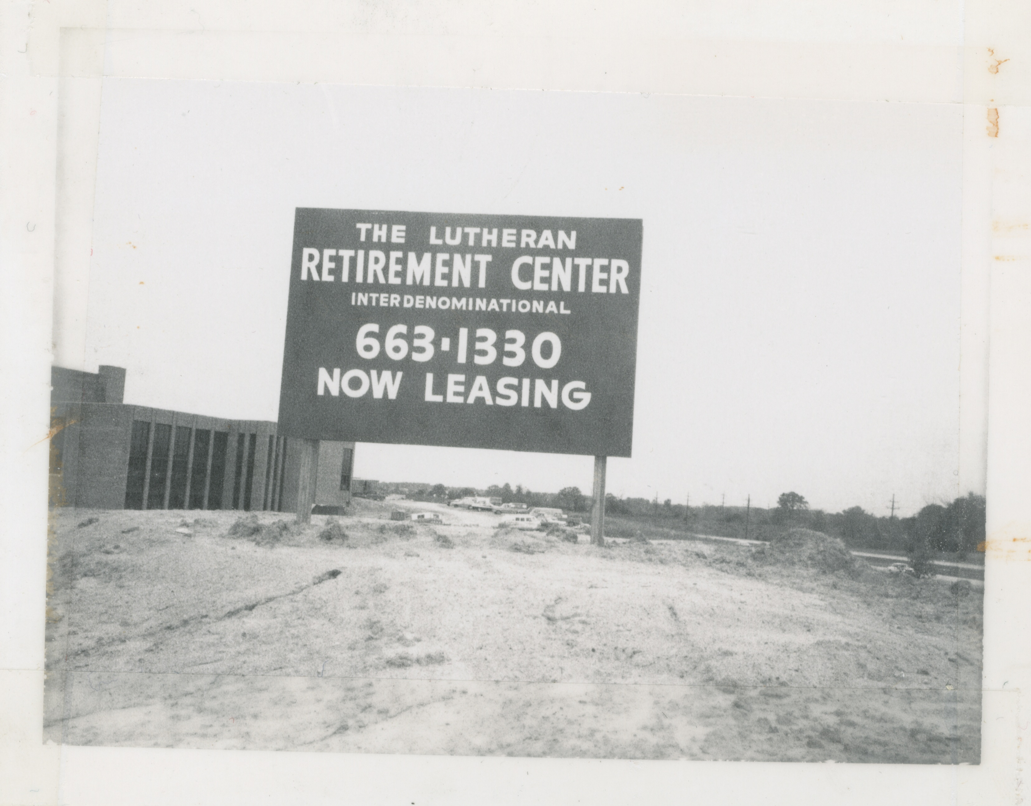 Lutheran Retirement Center, Zion Lutheran Church, 1972 image