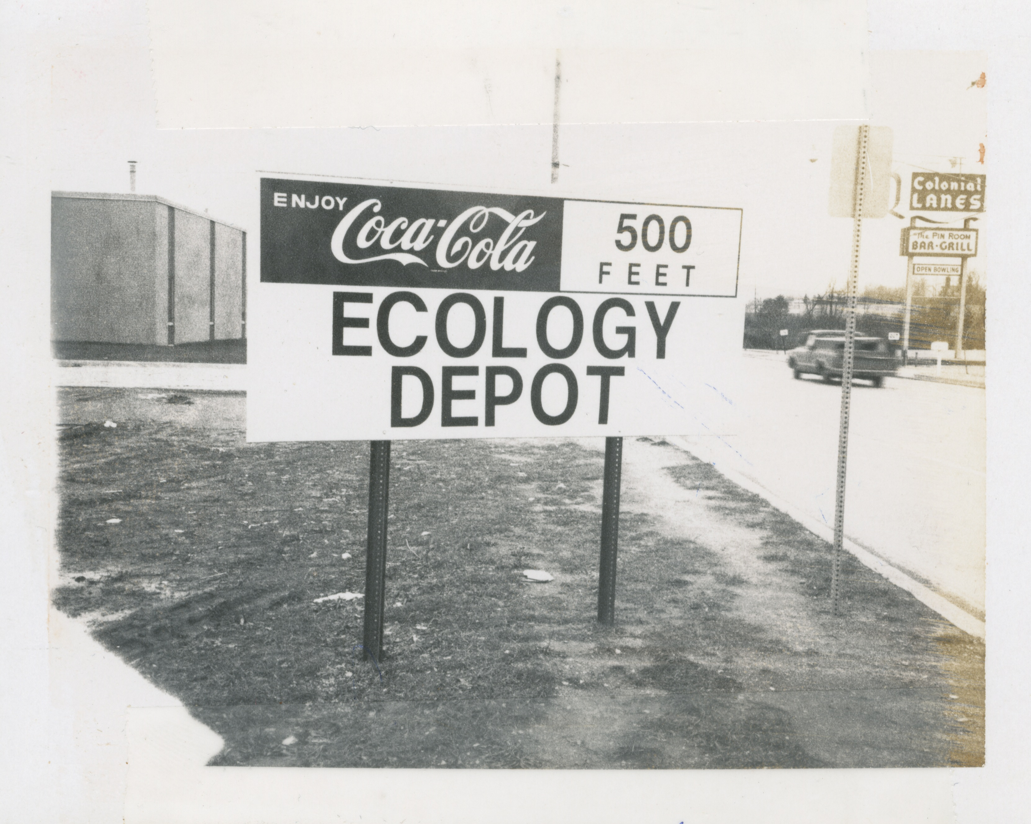 Coca Cola Bottling Co., 1971 image