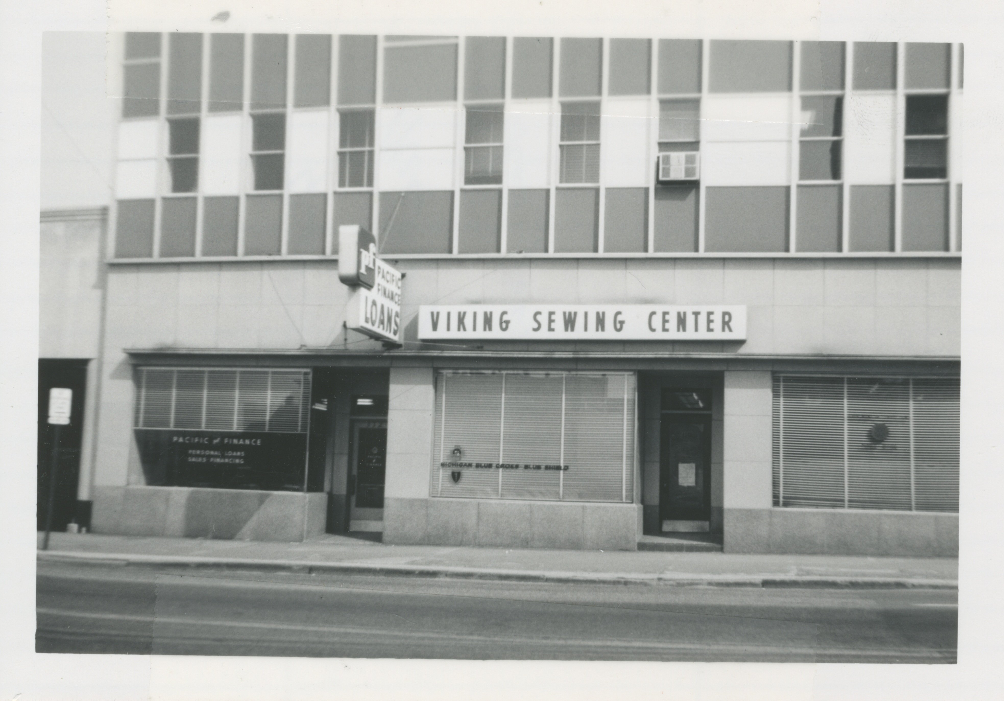 Viking Sewing Center, 1969 image