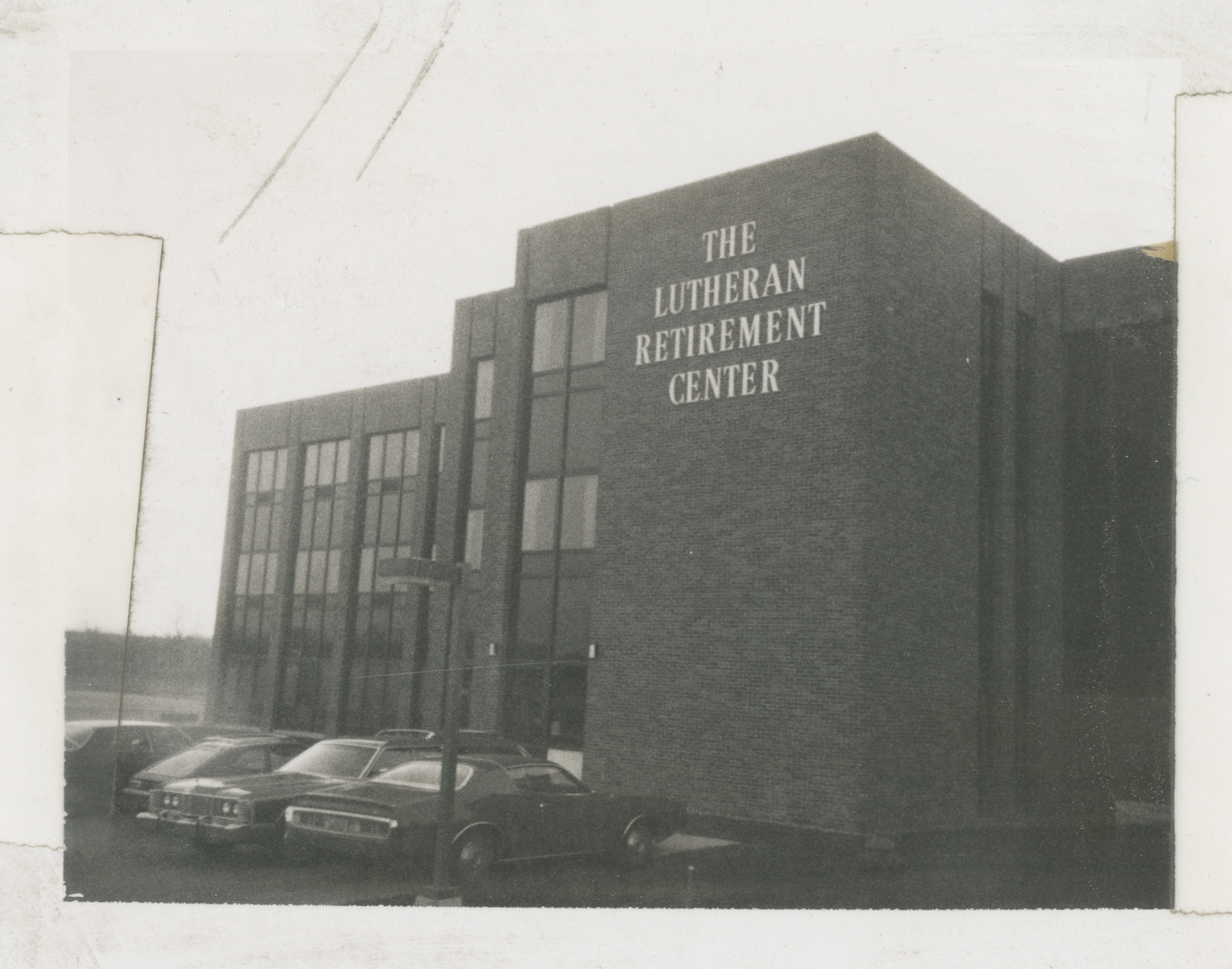 The Lutheran Retirement Center, 1974 image