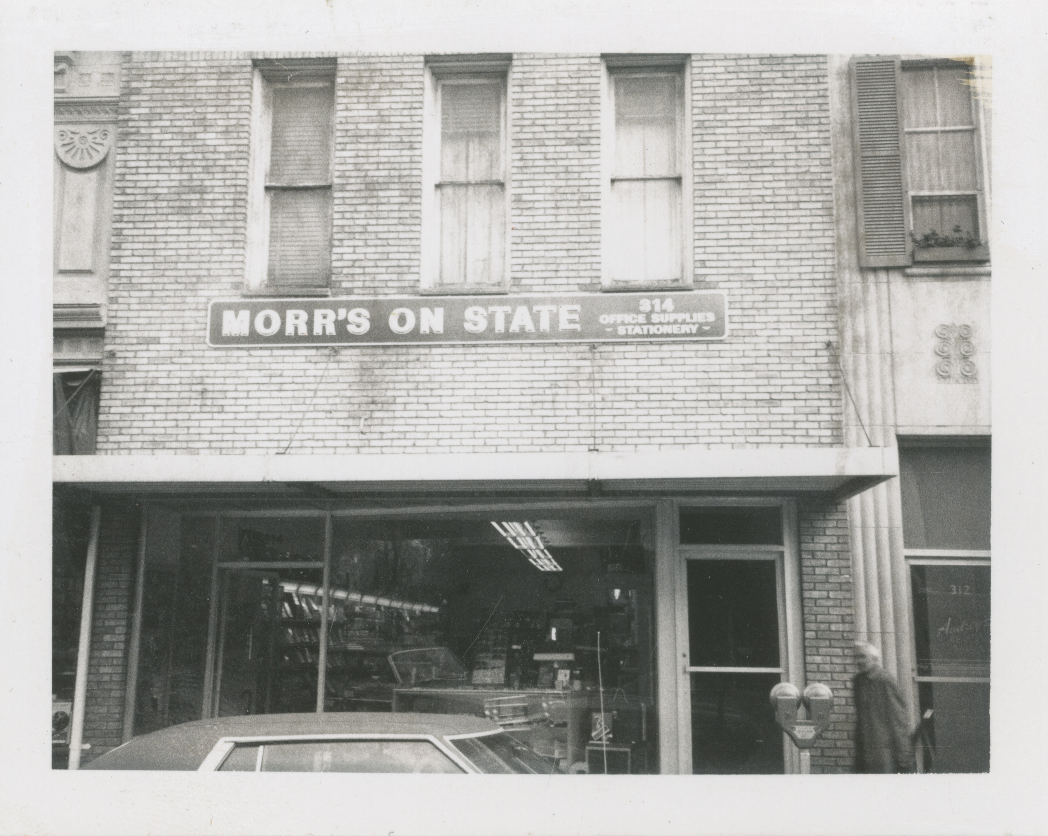 Morr's On State, 1973 image