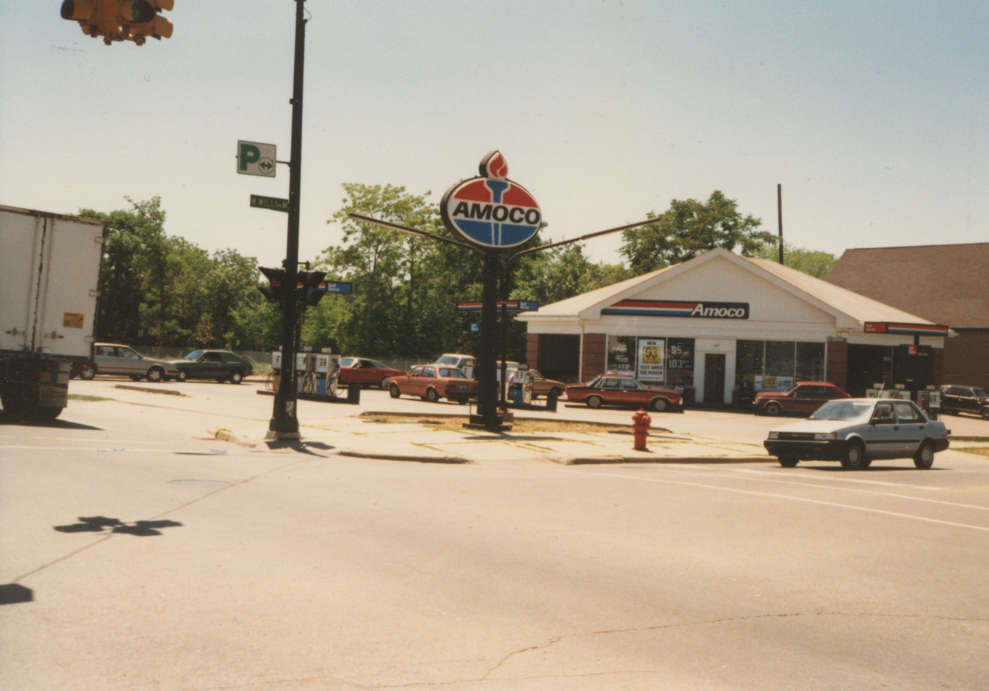 Amoco Station (year unknown) image