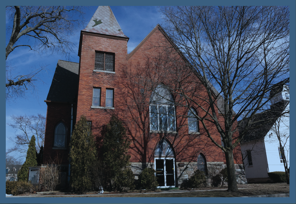 Brown Chapel African Methodist Episcopal (AME) Church in Ypsilanti image