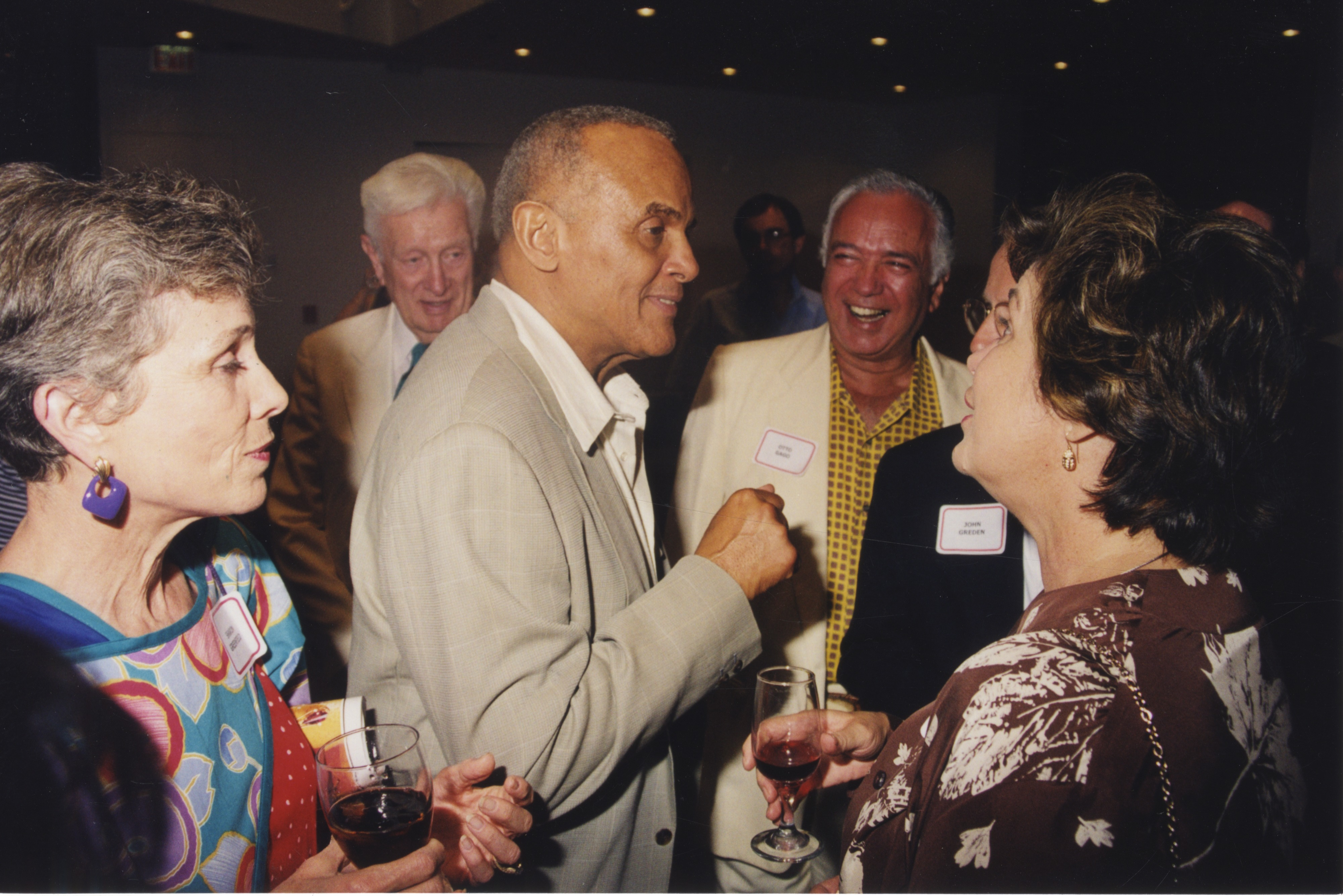 Harry Belafonte Roll A image