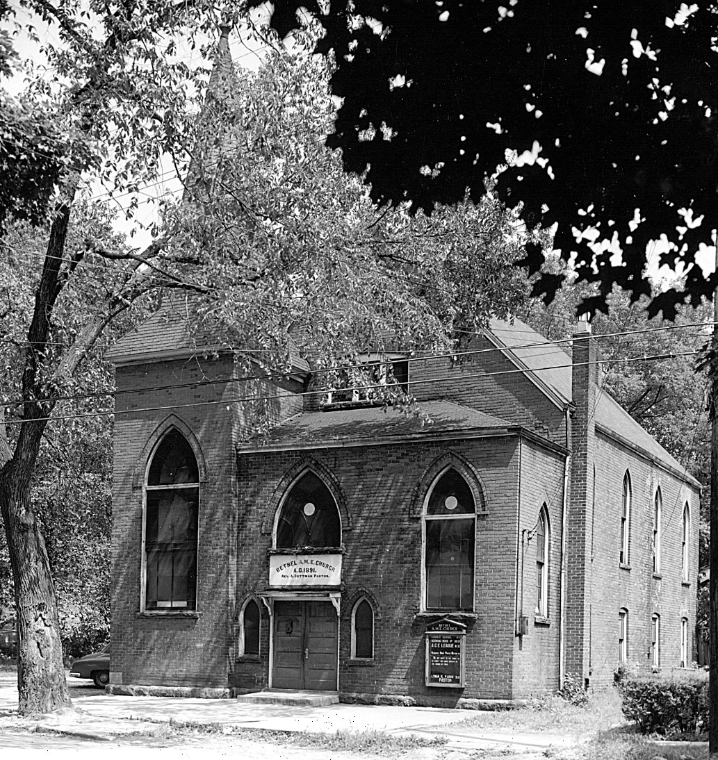 Bethel African Methodist Episcopal Church image