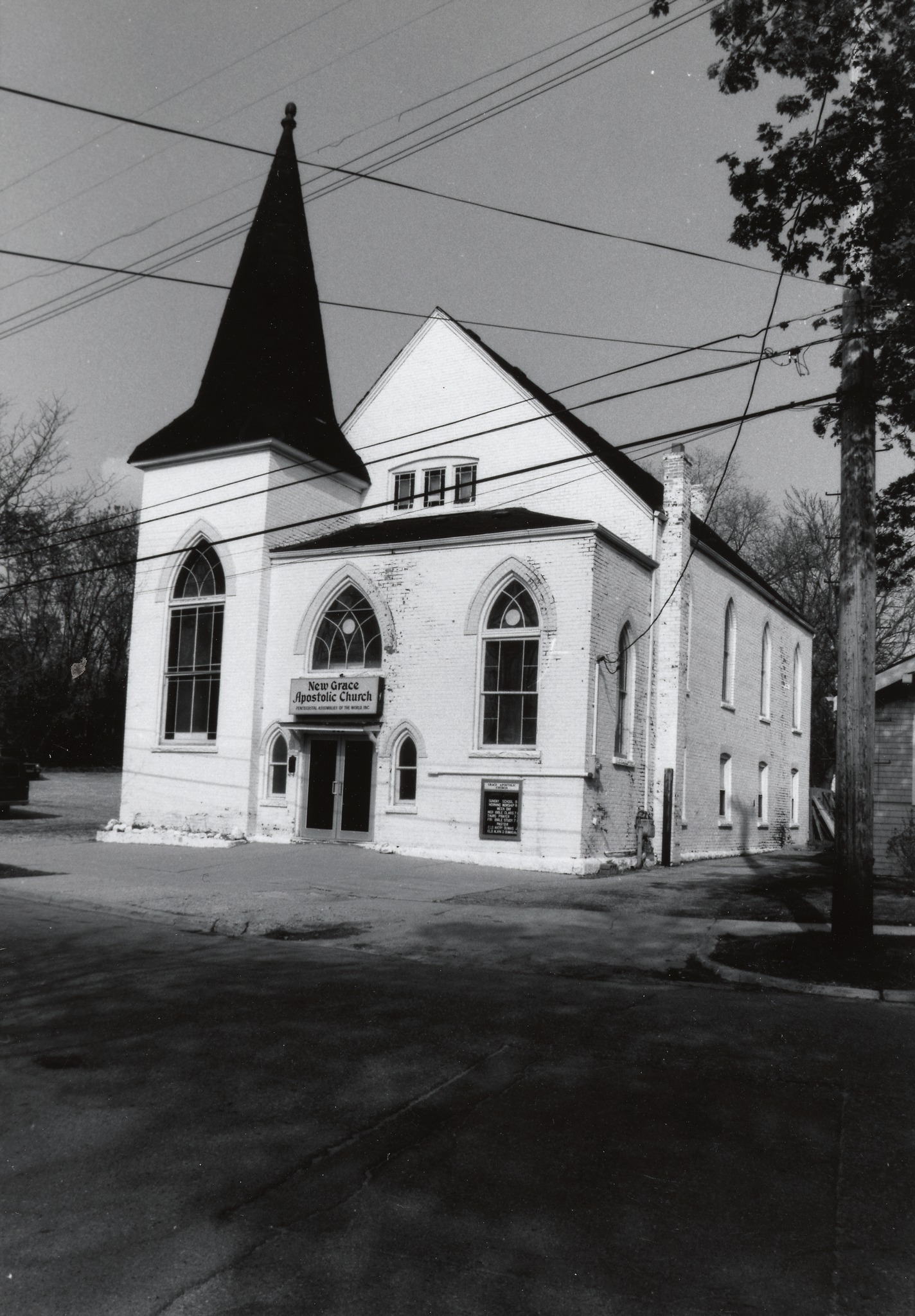 Bethel AME Church, 1891-96 image