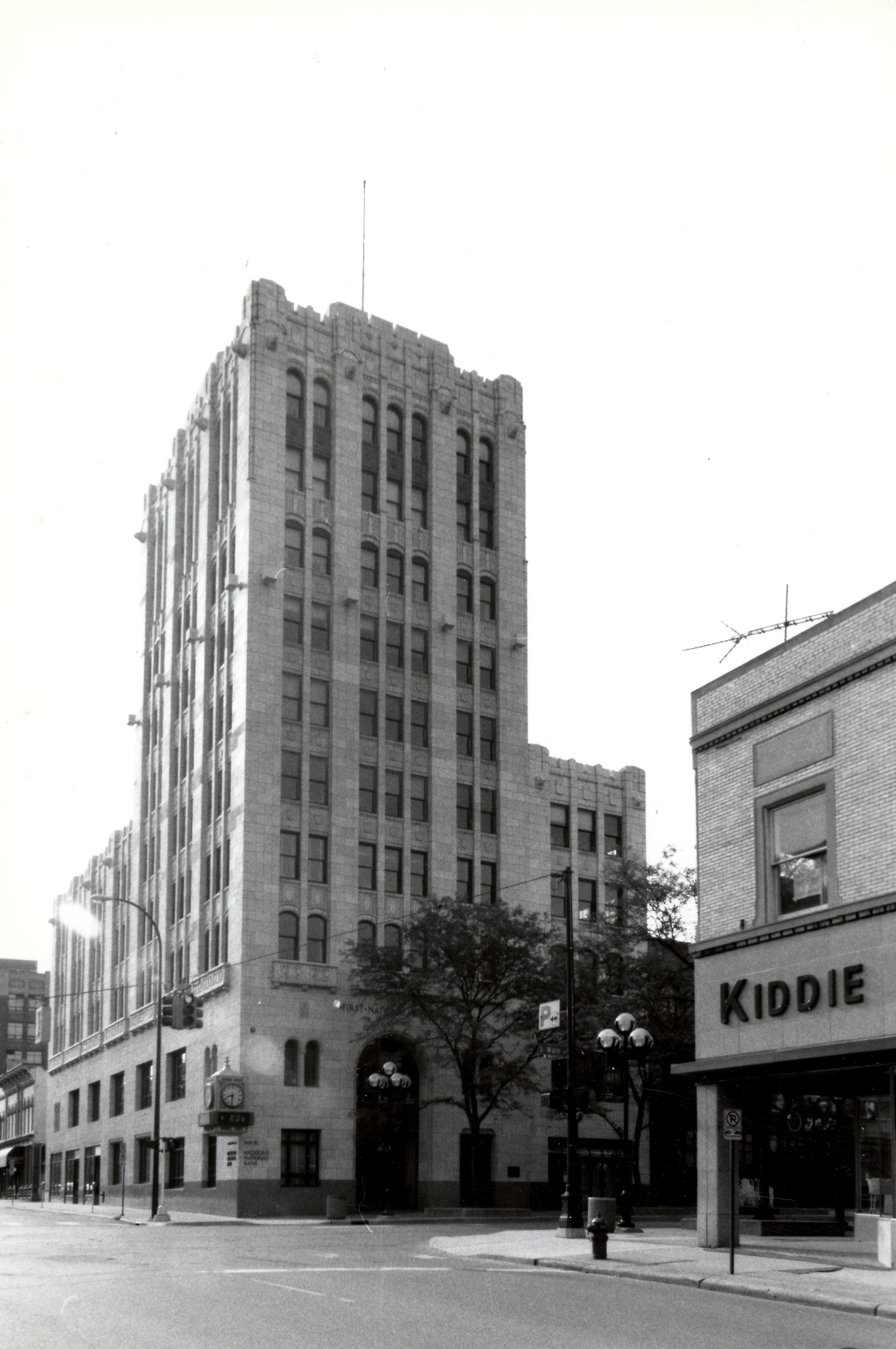 First National Bank Building, 1929 image