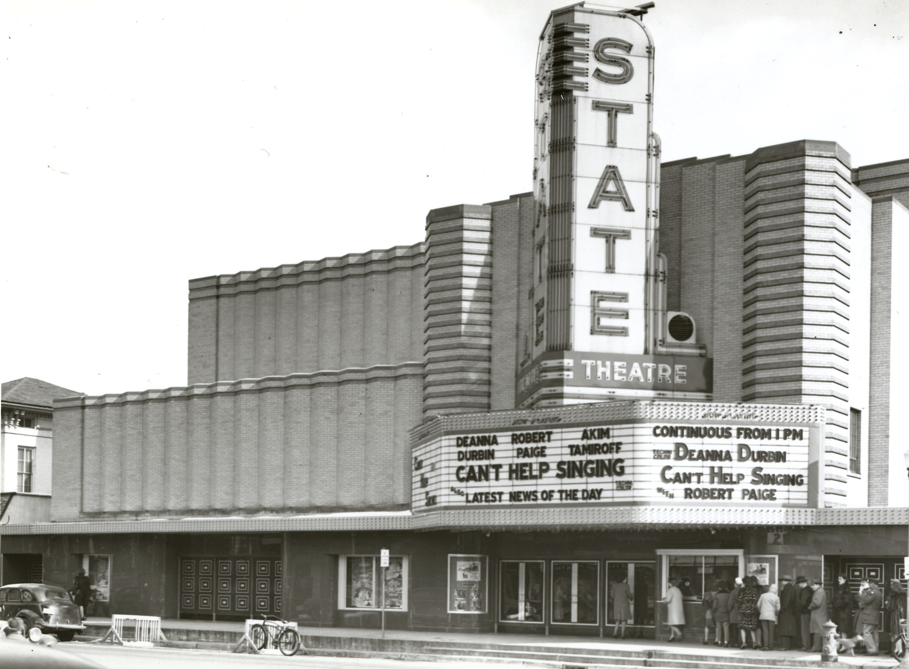 State Theater, 1940 image