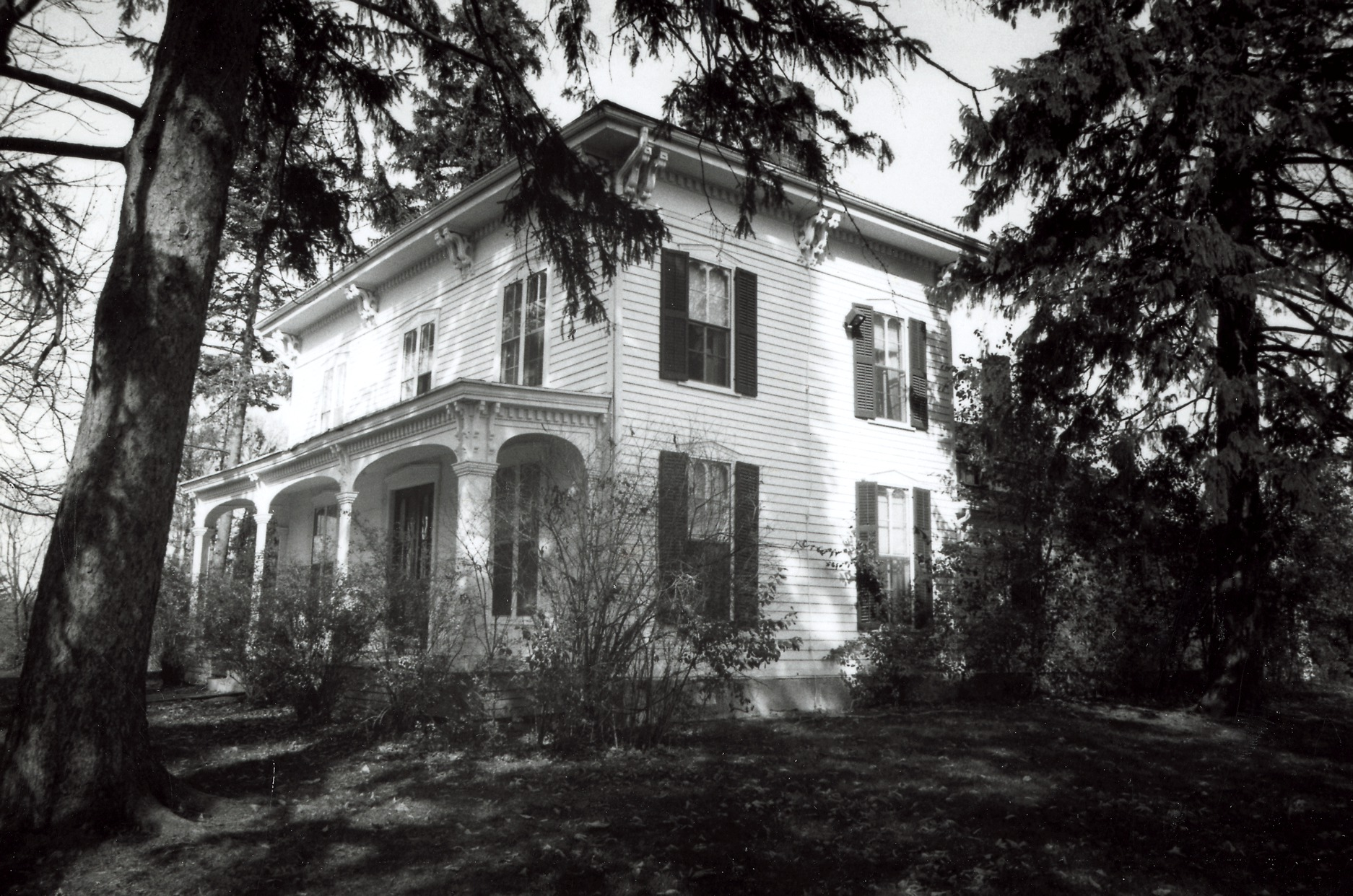 Bell-Spaulding House (Tuomy House), 1854 image