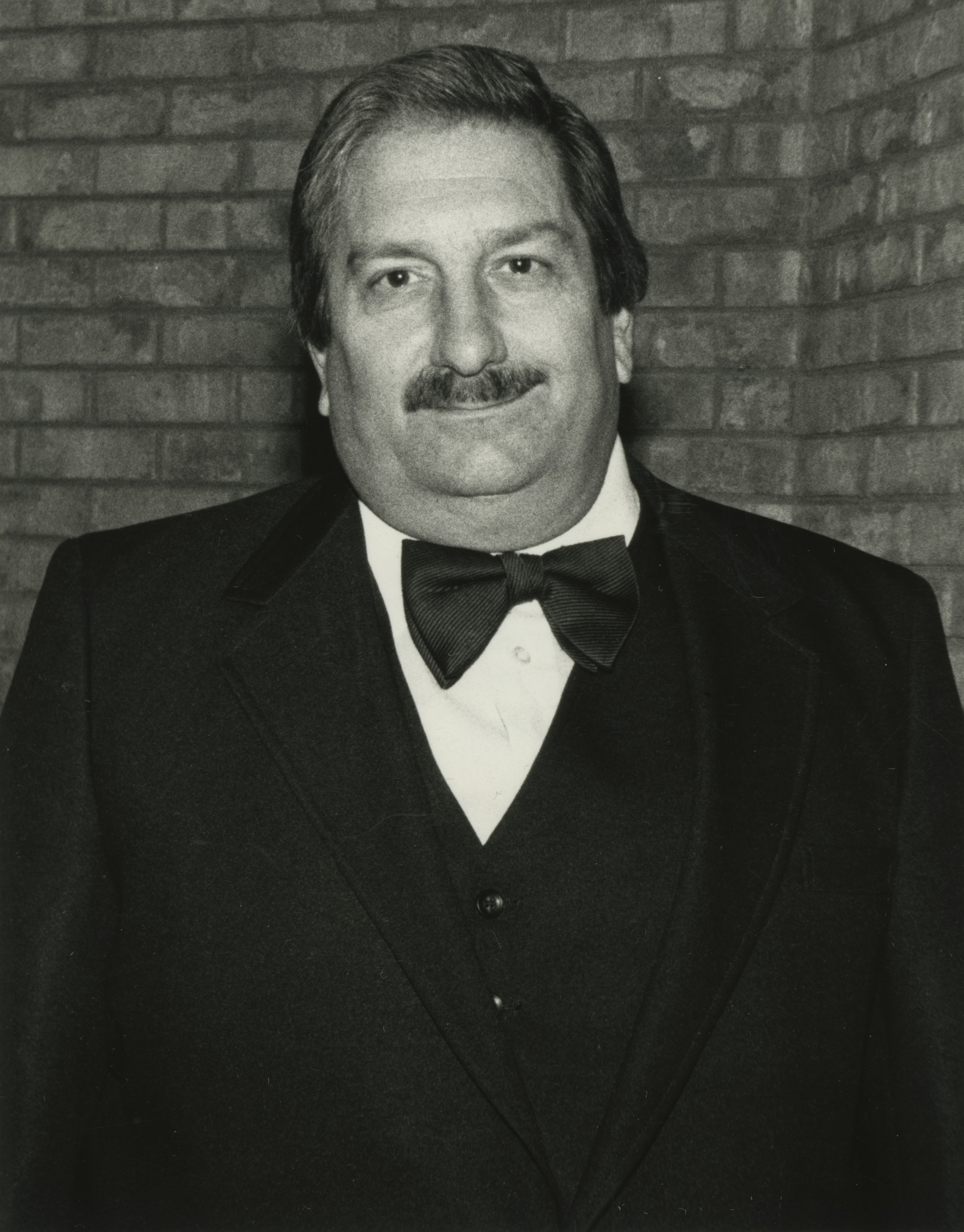 Portrait of Russell F. Smith, Recipient of Mann Award, August 1984 image