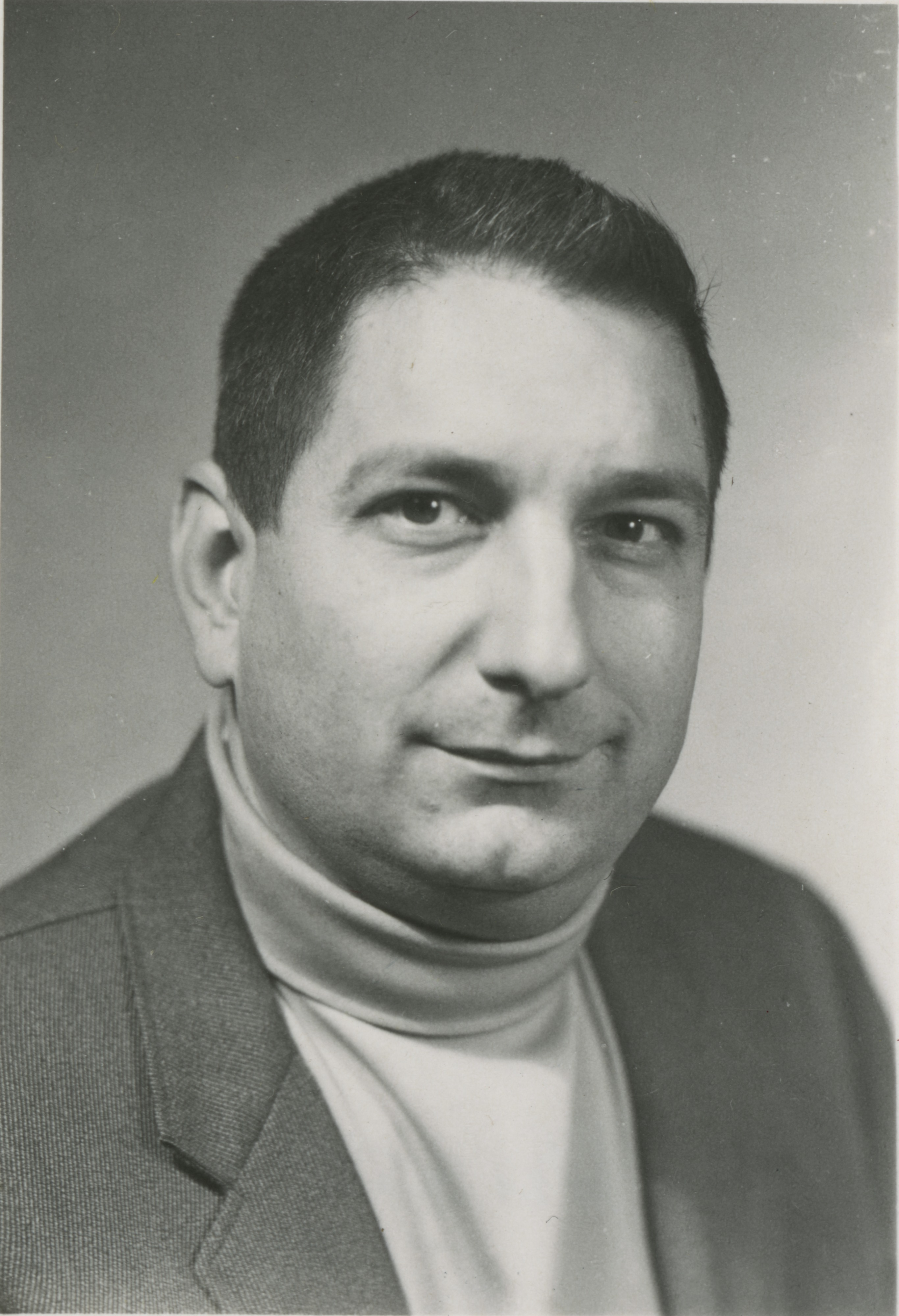 Portrait of Dr. Russell F. Smith, January 1970 image