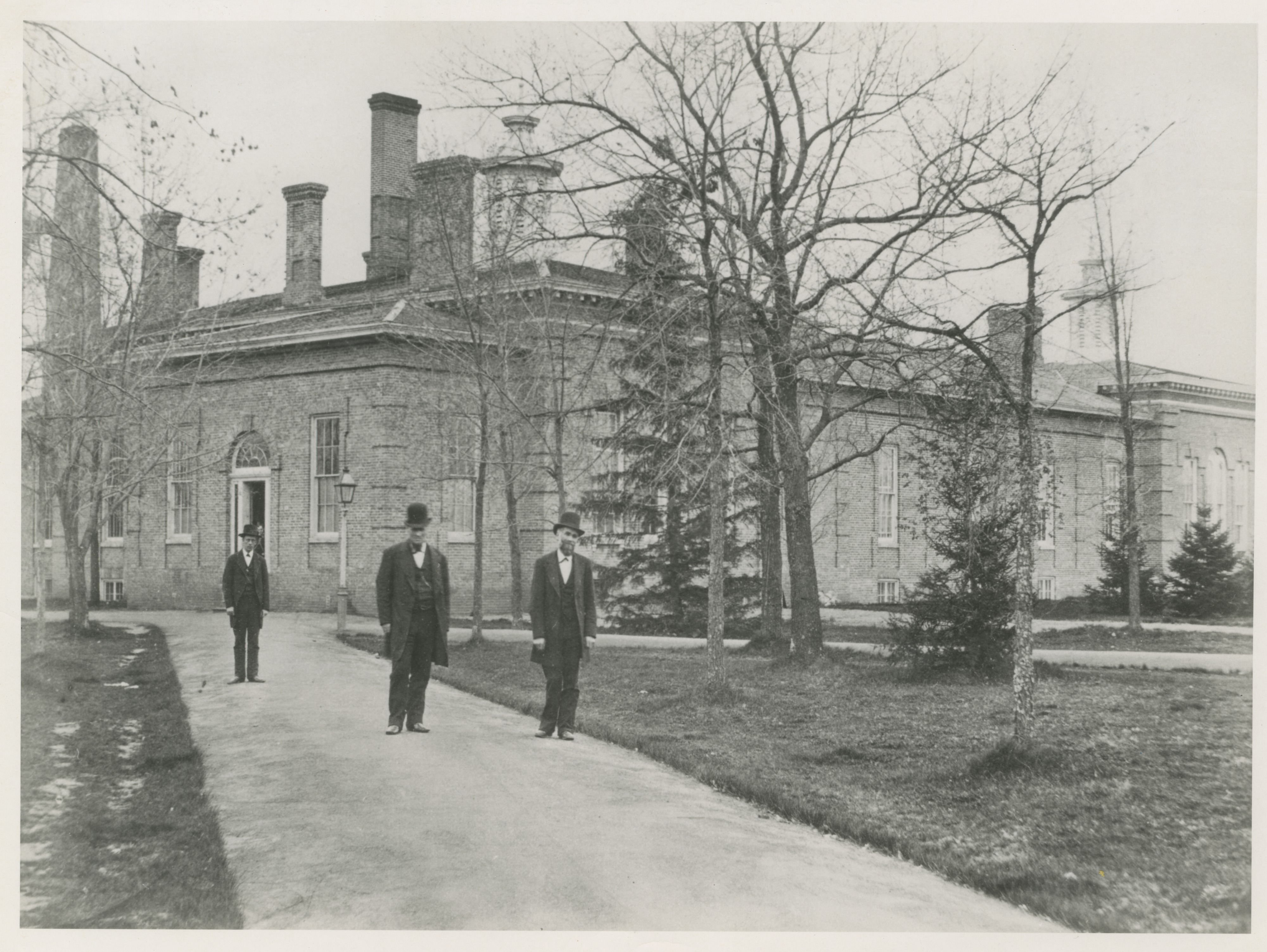University of Michigan Chemical Laboratory Building, Undated image