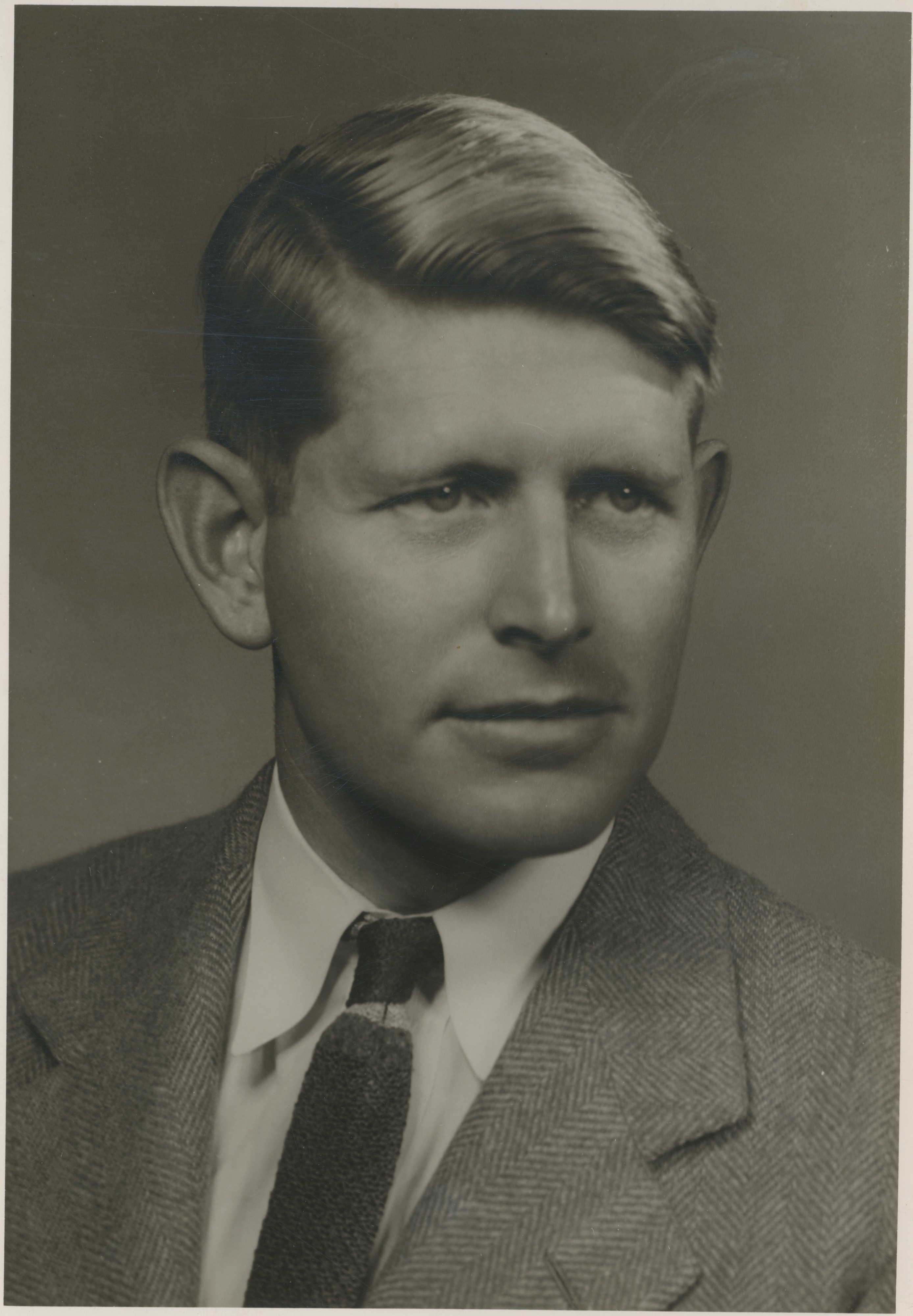 Henry F. Vander Velde, Candidate for Michigan House of Representatives, May 1946 image