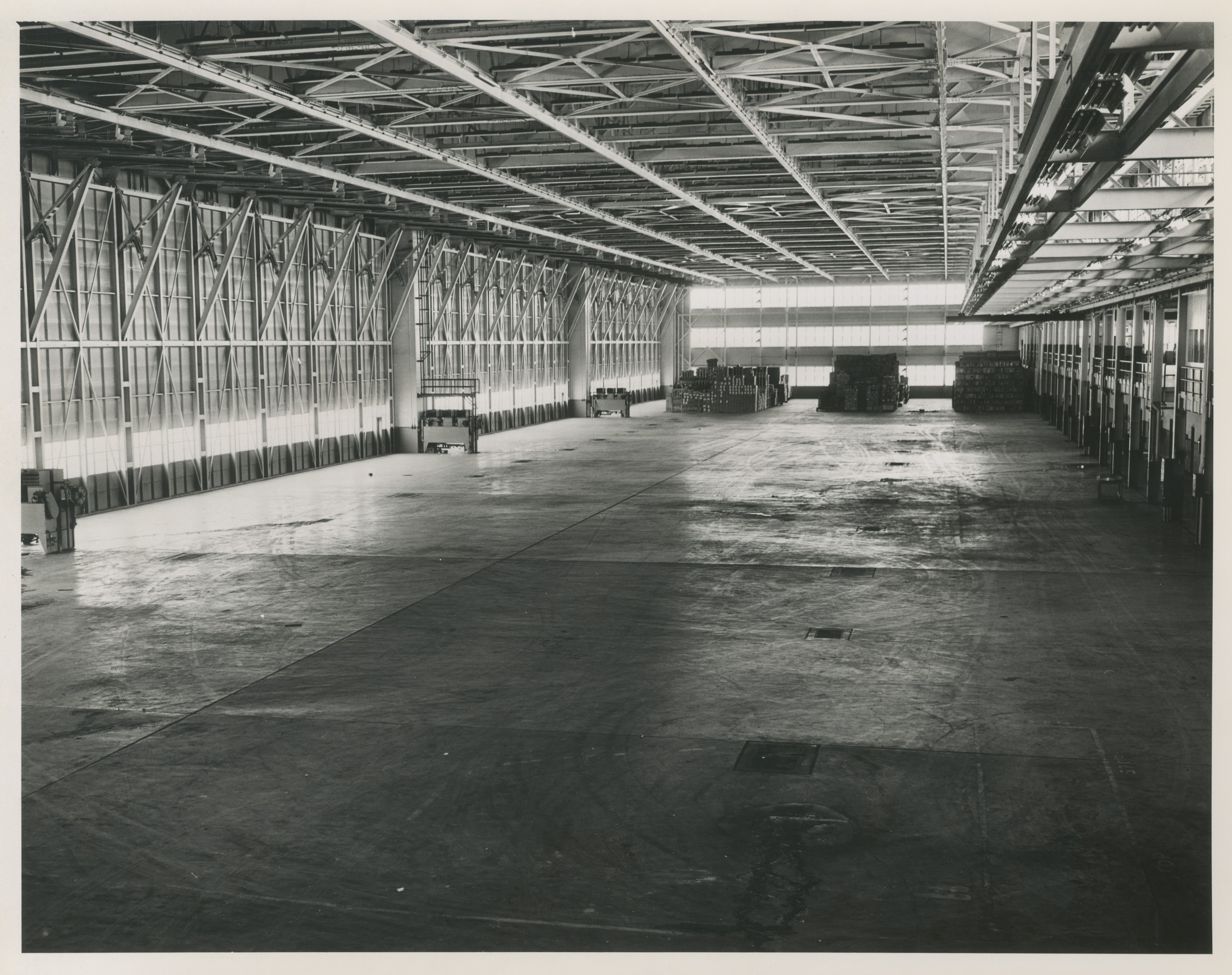 Kaiser-Frazer Willow Run Plant, March 1946 image