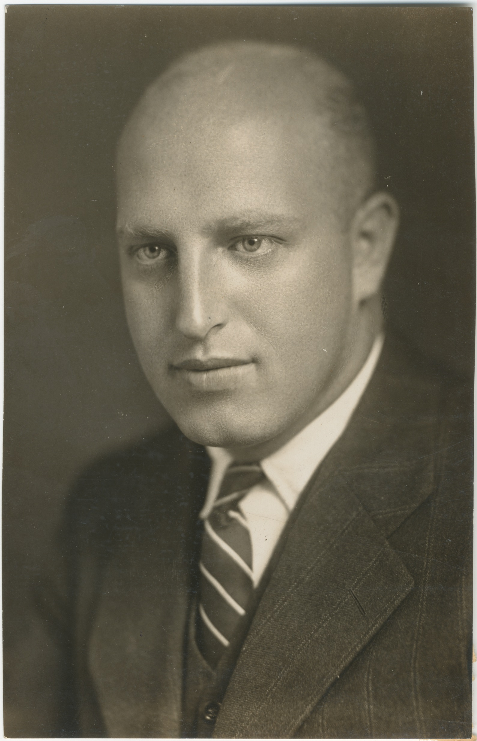 Franklin C. Cappon, Head Coach, Men's Basketball and Assistant Athletic Director, University of Michigan, 1936 image