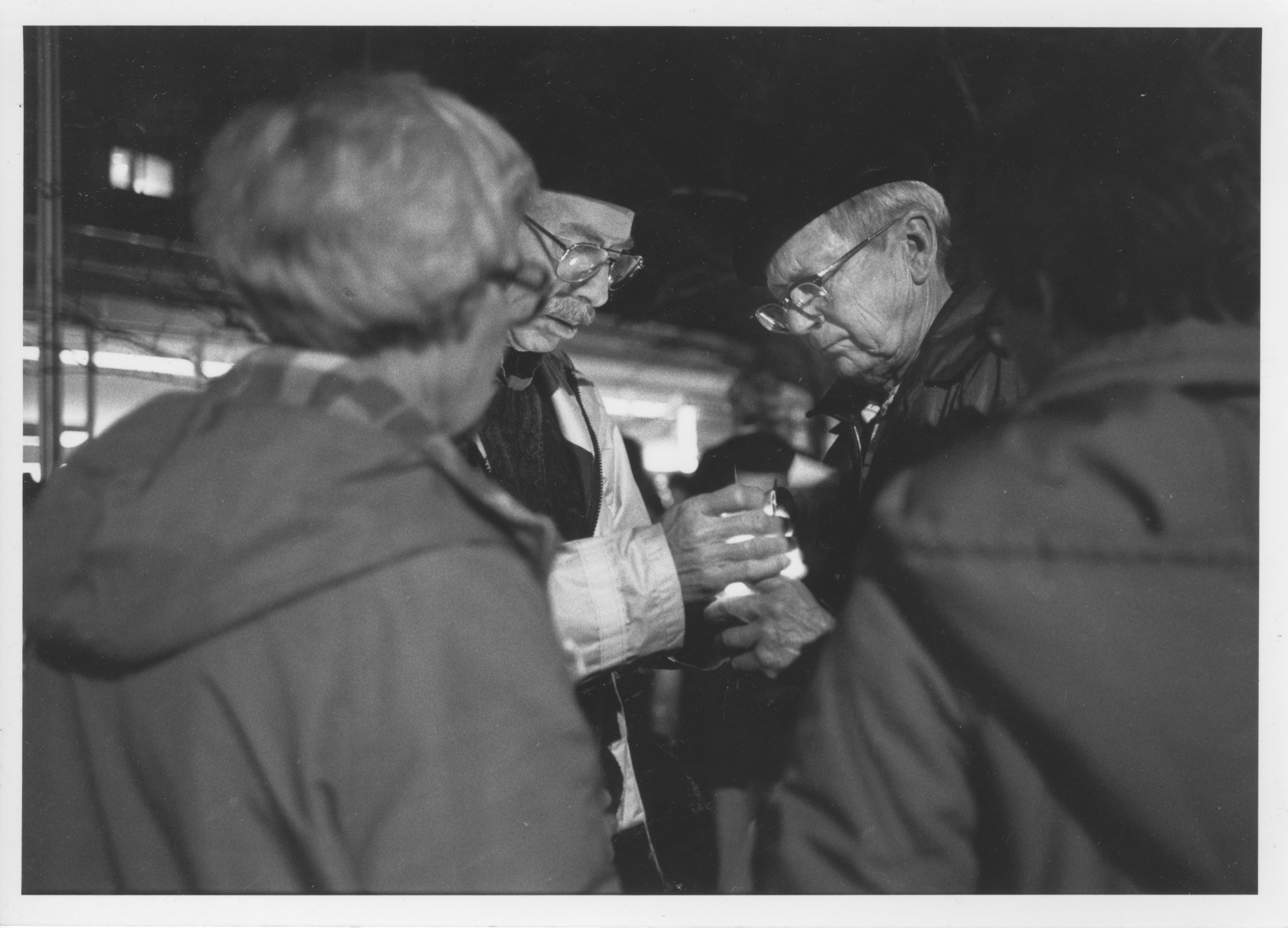 Interfaith Council for Peace and Justice: Summit Vigil, 1985 image