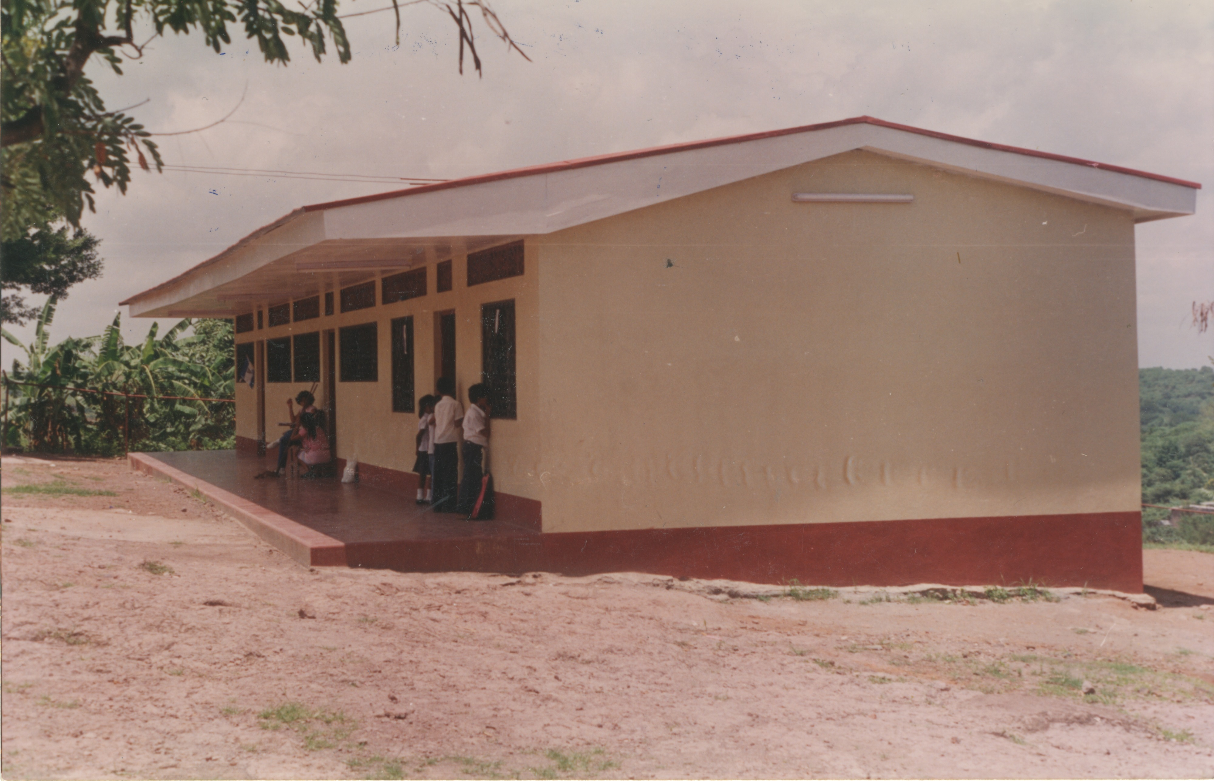 Interfaith Council for Peace and Justice: Classrooms in Juigalpa, Nicaragua, 1994 image