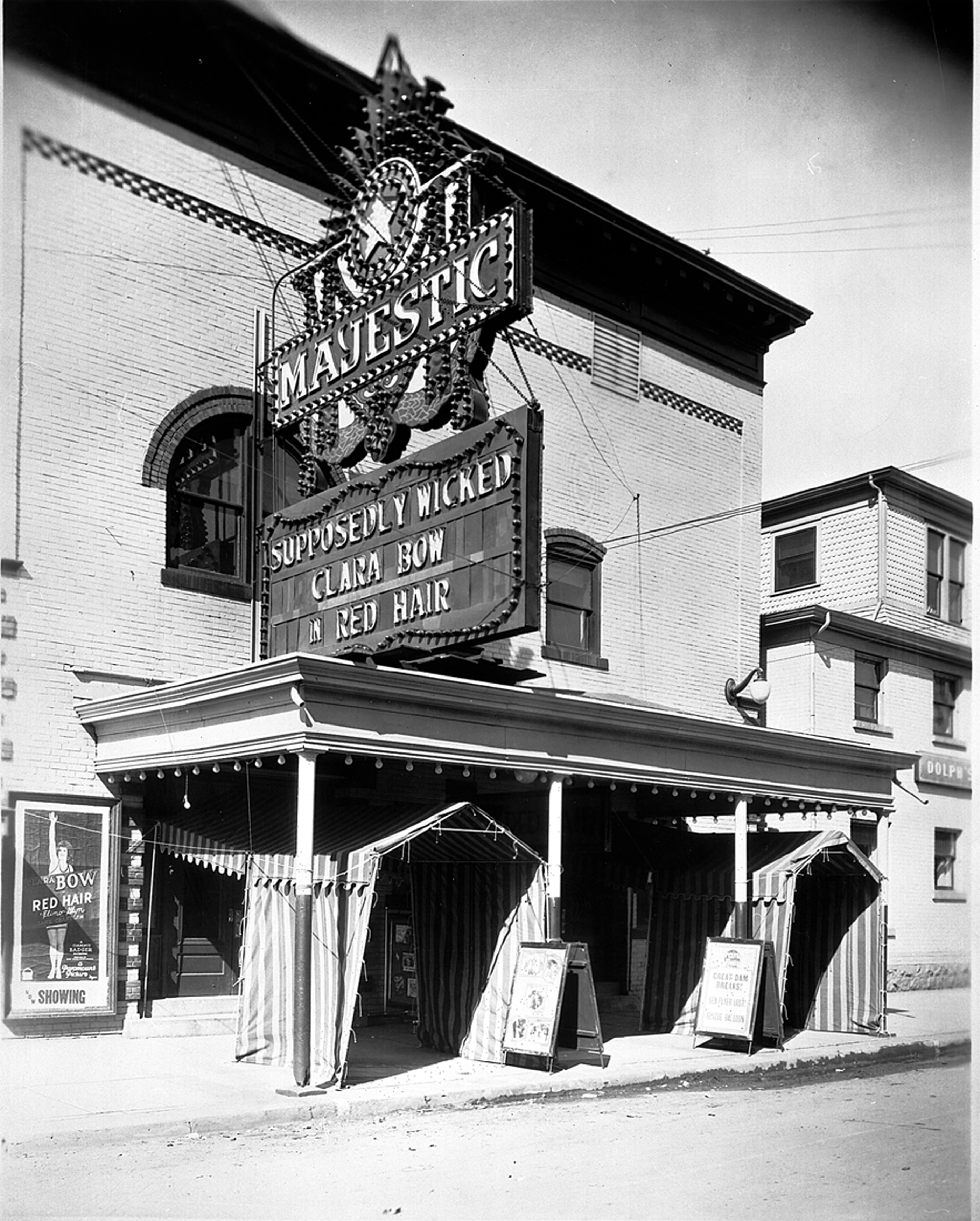 Majestic Theater, ca. 1928 image
