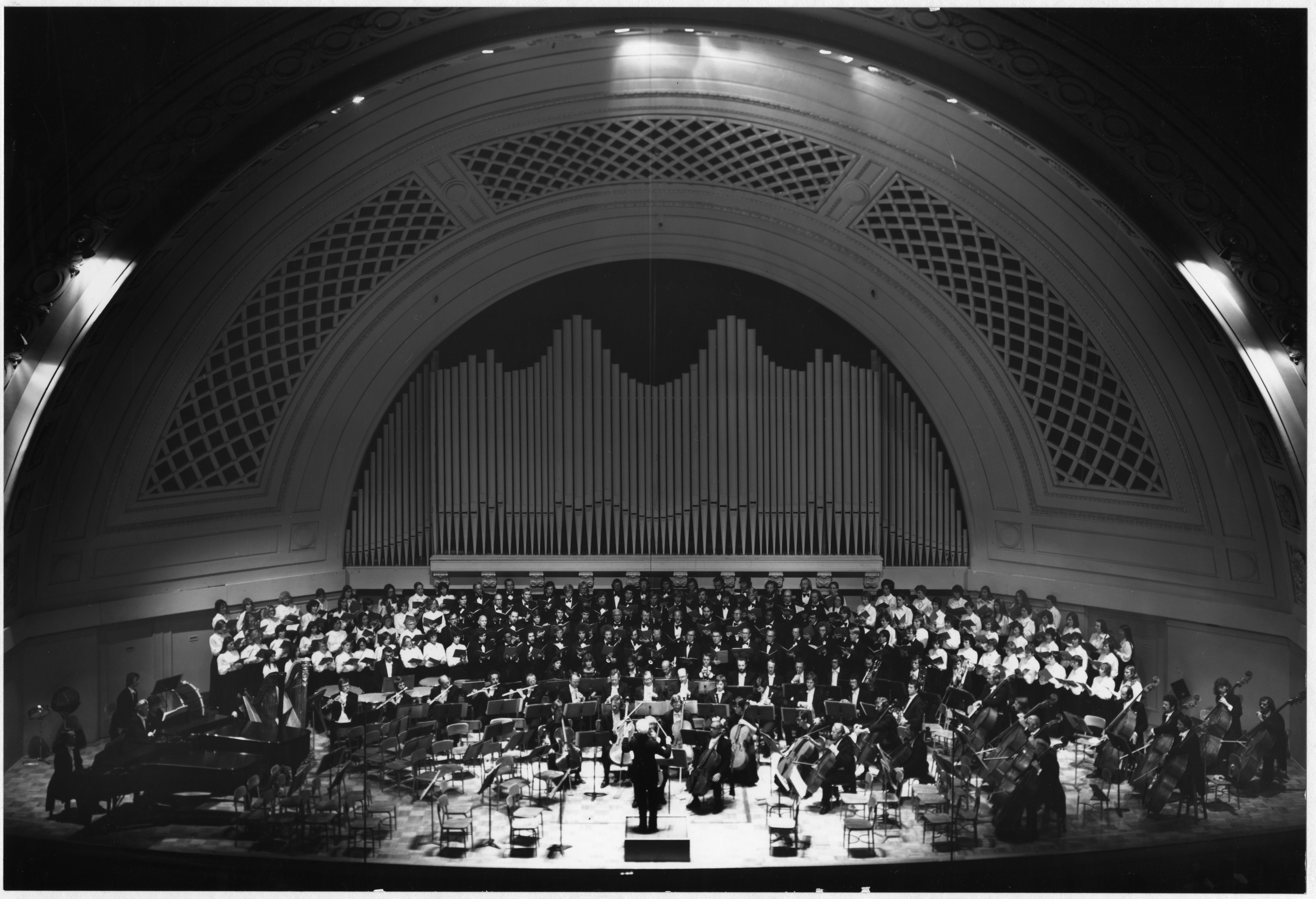 The Hague Philharmonic, October 5, 1975 image