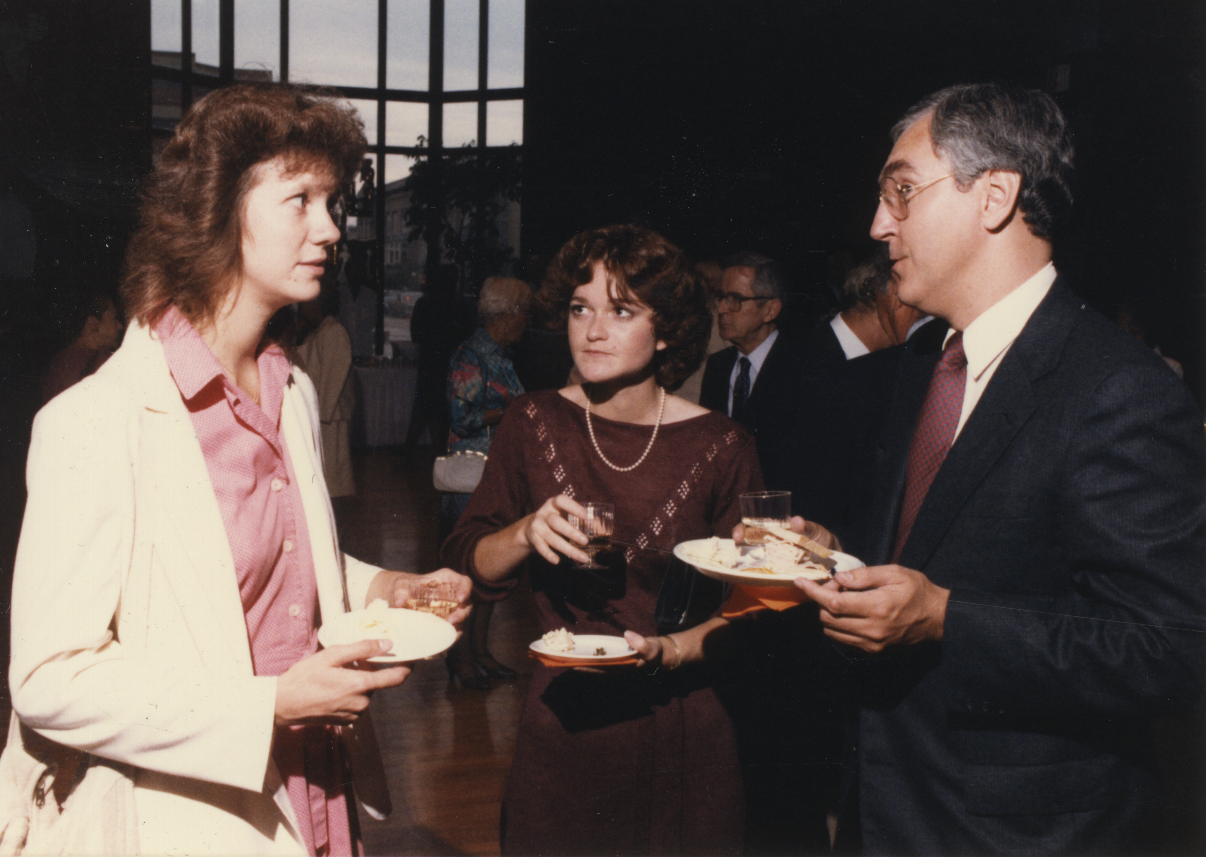 Encore Opening Party, September 1986 image