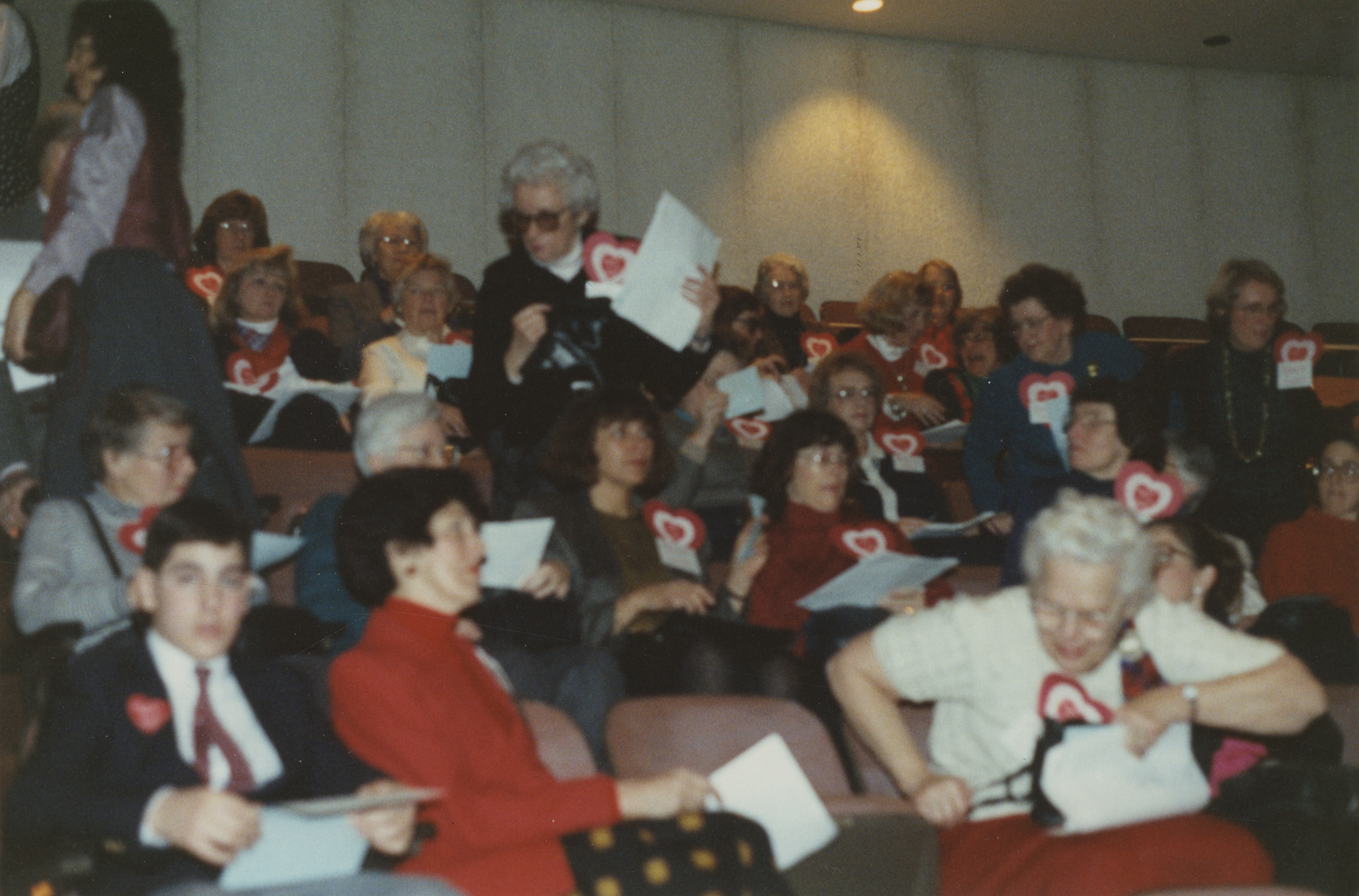 Youth Opera Volunteers, February, 1991 image