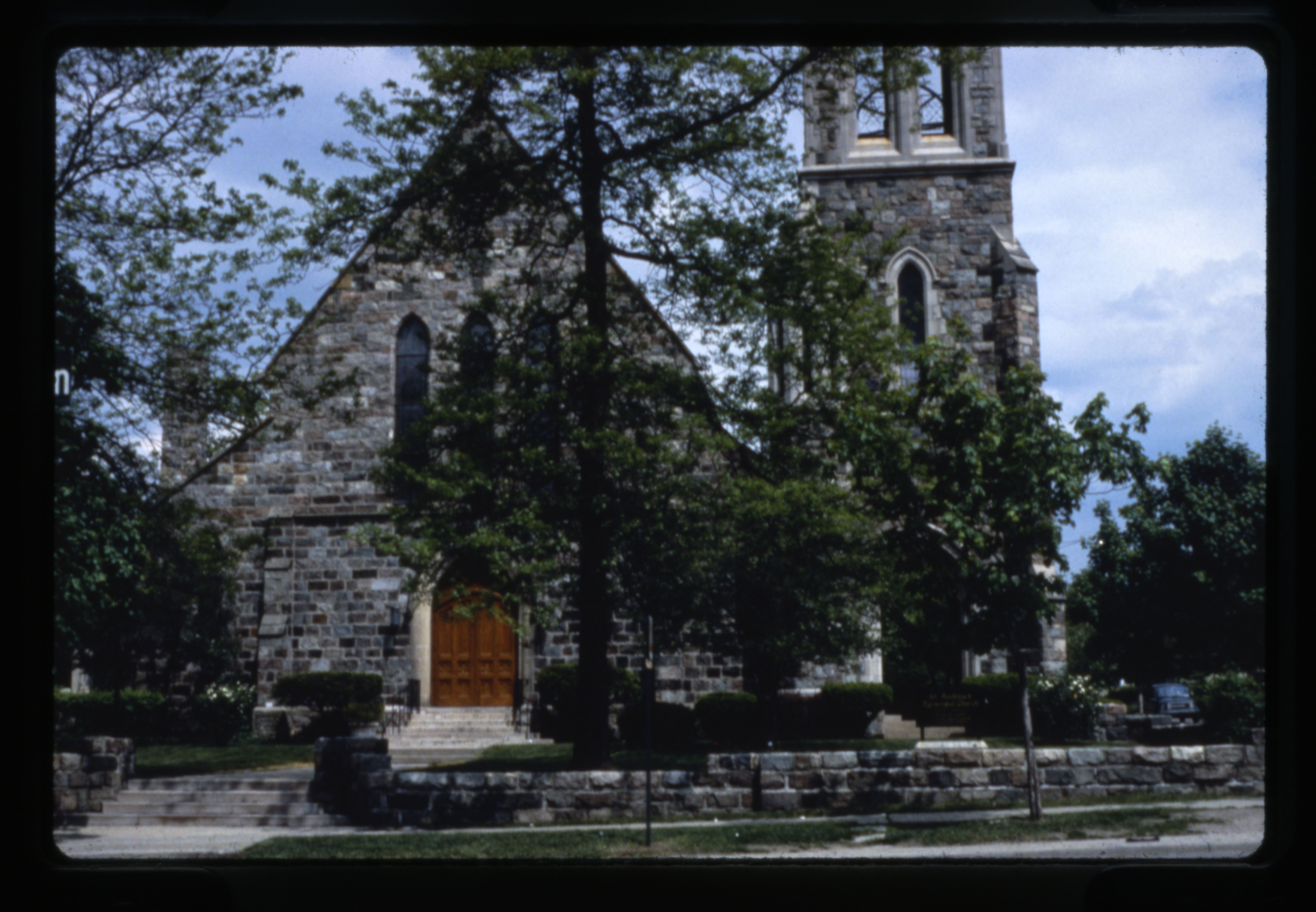 St. Andrew's Episcopal Church, 1983 image