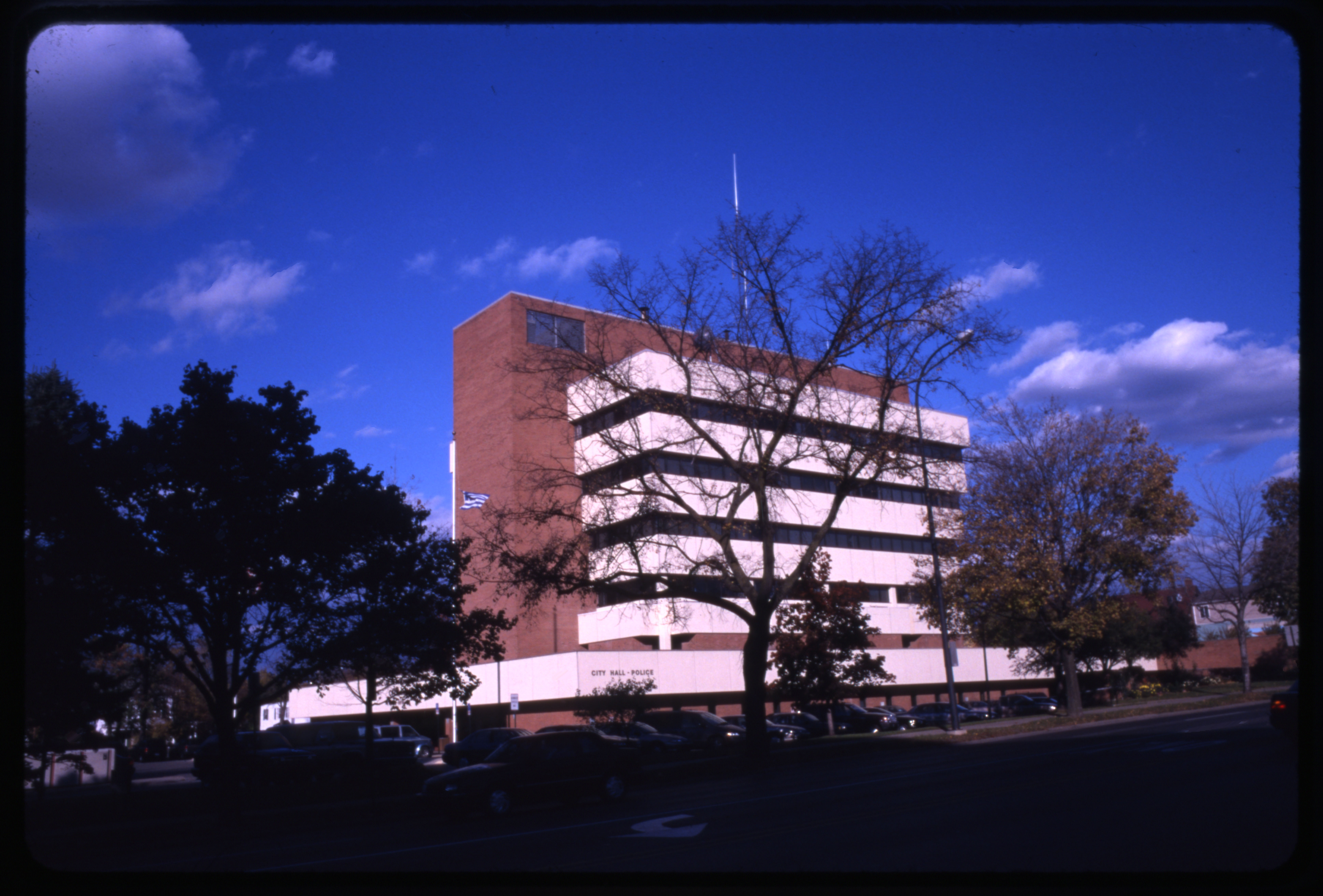 Ann Arbor City Hall, 1999 image