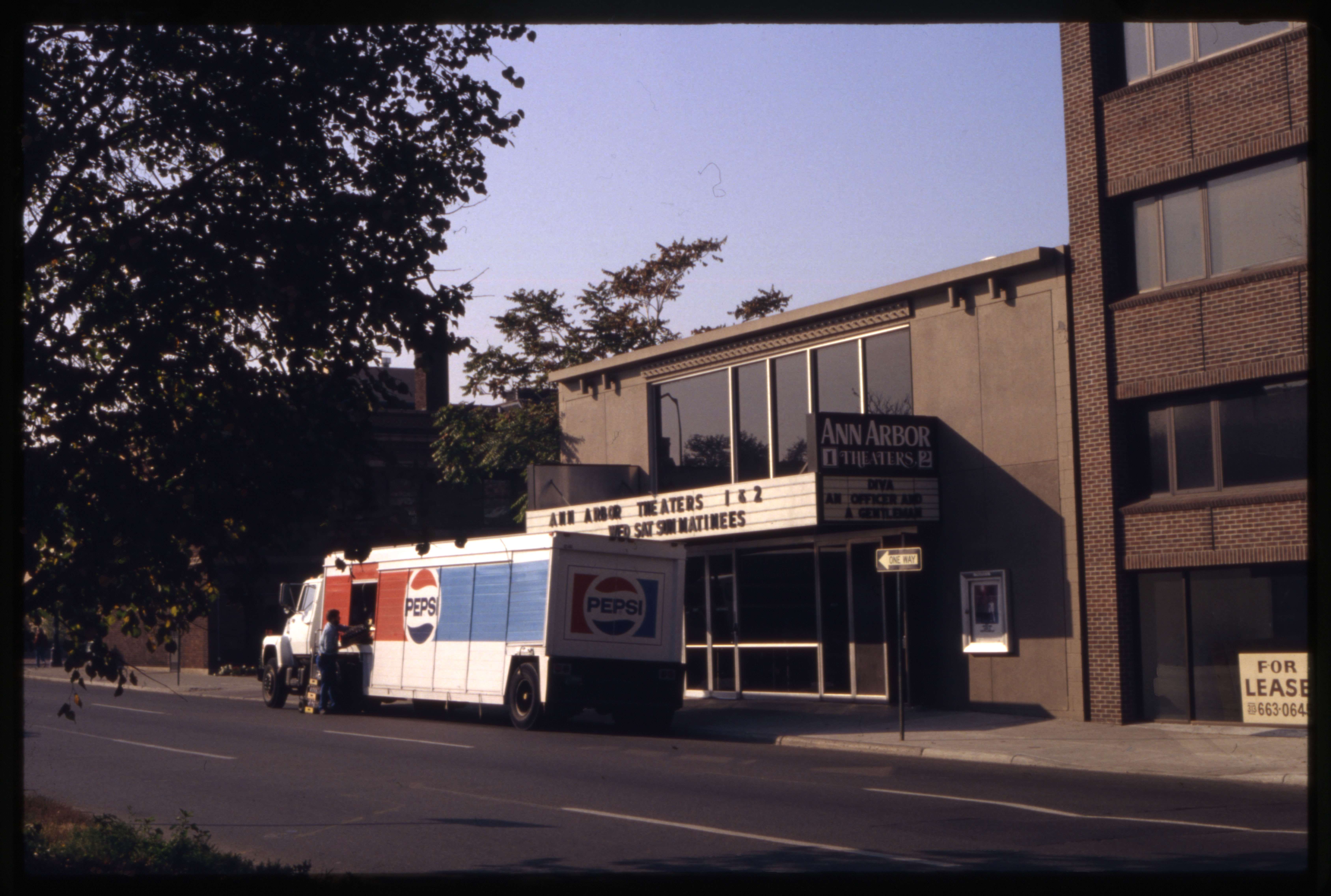 Ann Arbor Theaters, 1982 image