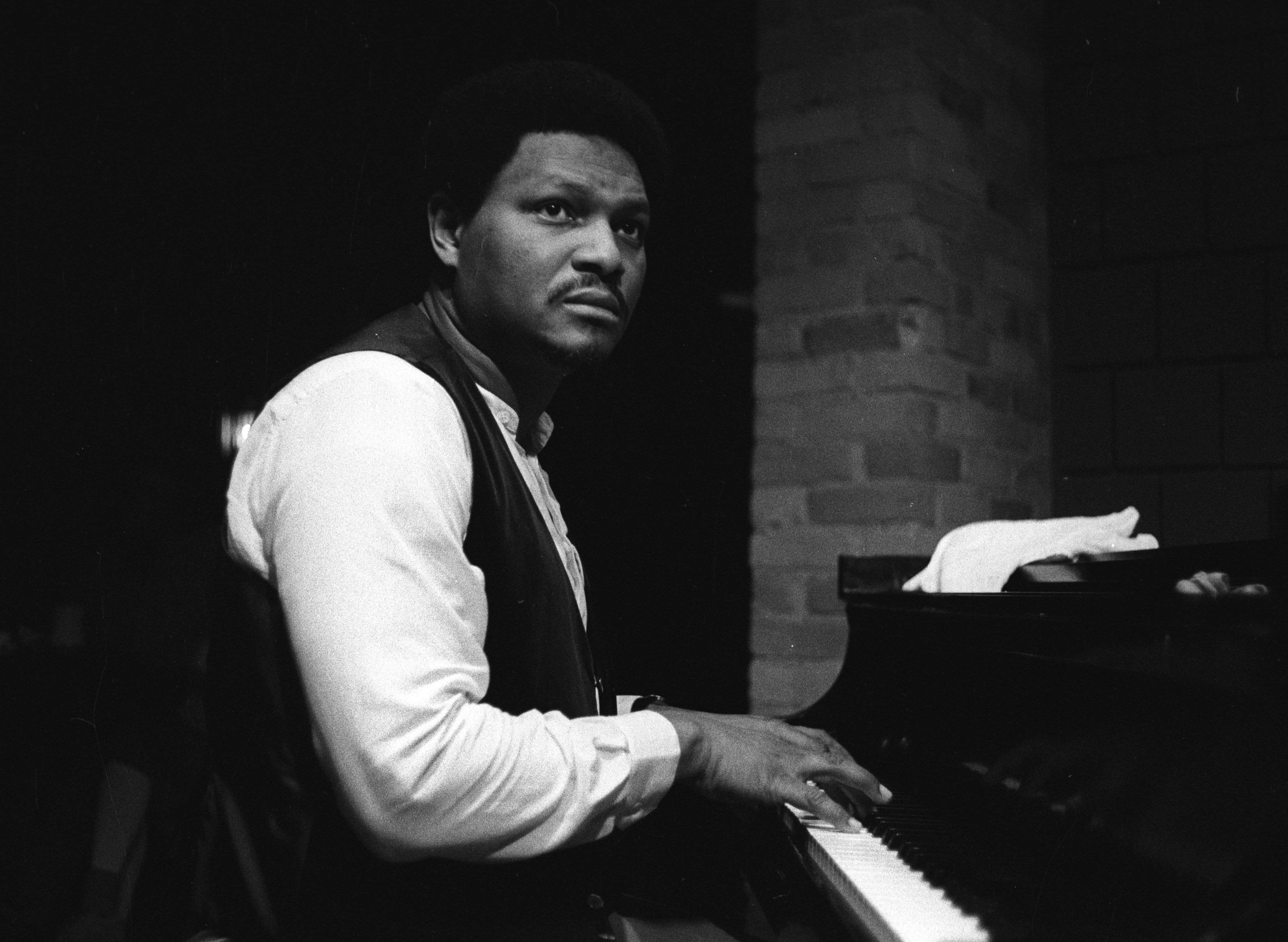McCoy Tyner at the Earle, November 1978 image