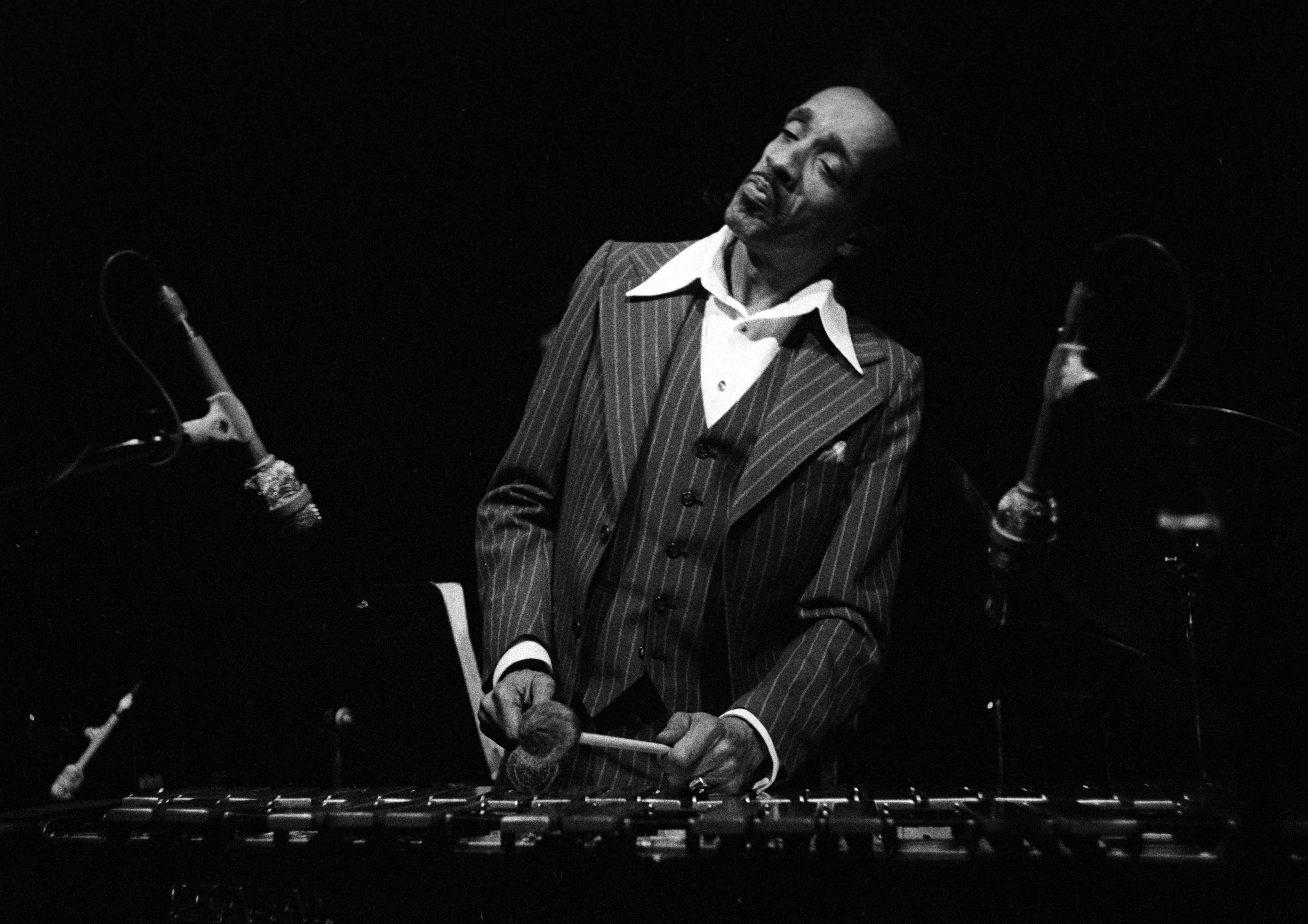 Milt Jackson at The Earle, November 1978 image