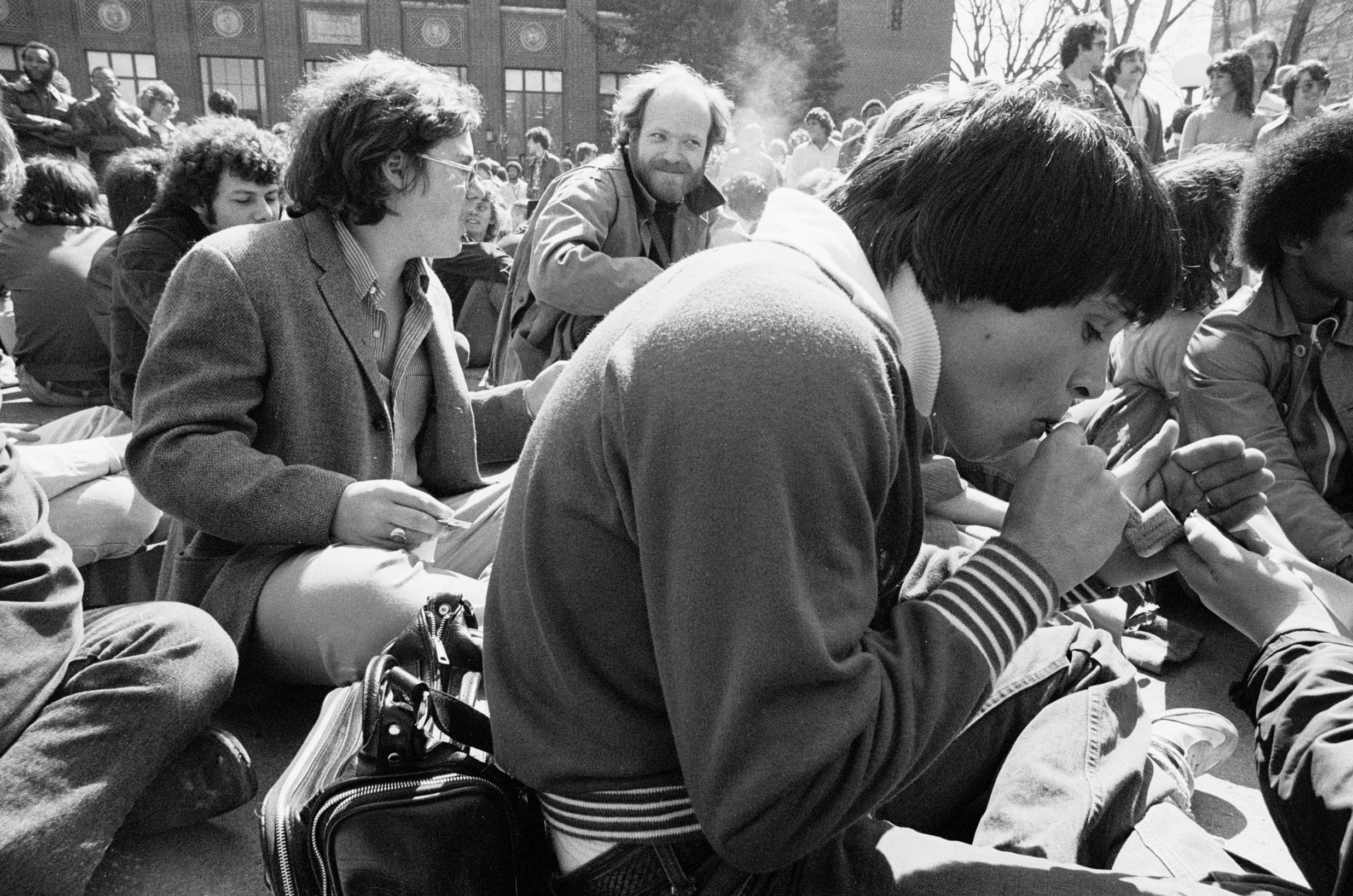 Ann Arbor Hash Bash, April 1979 image
