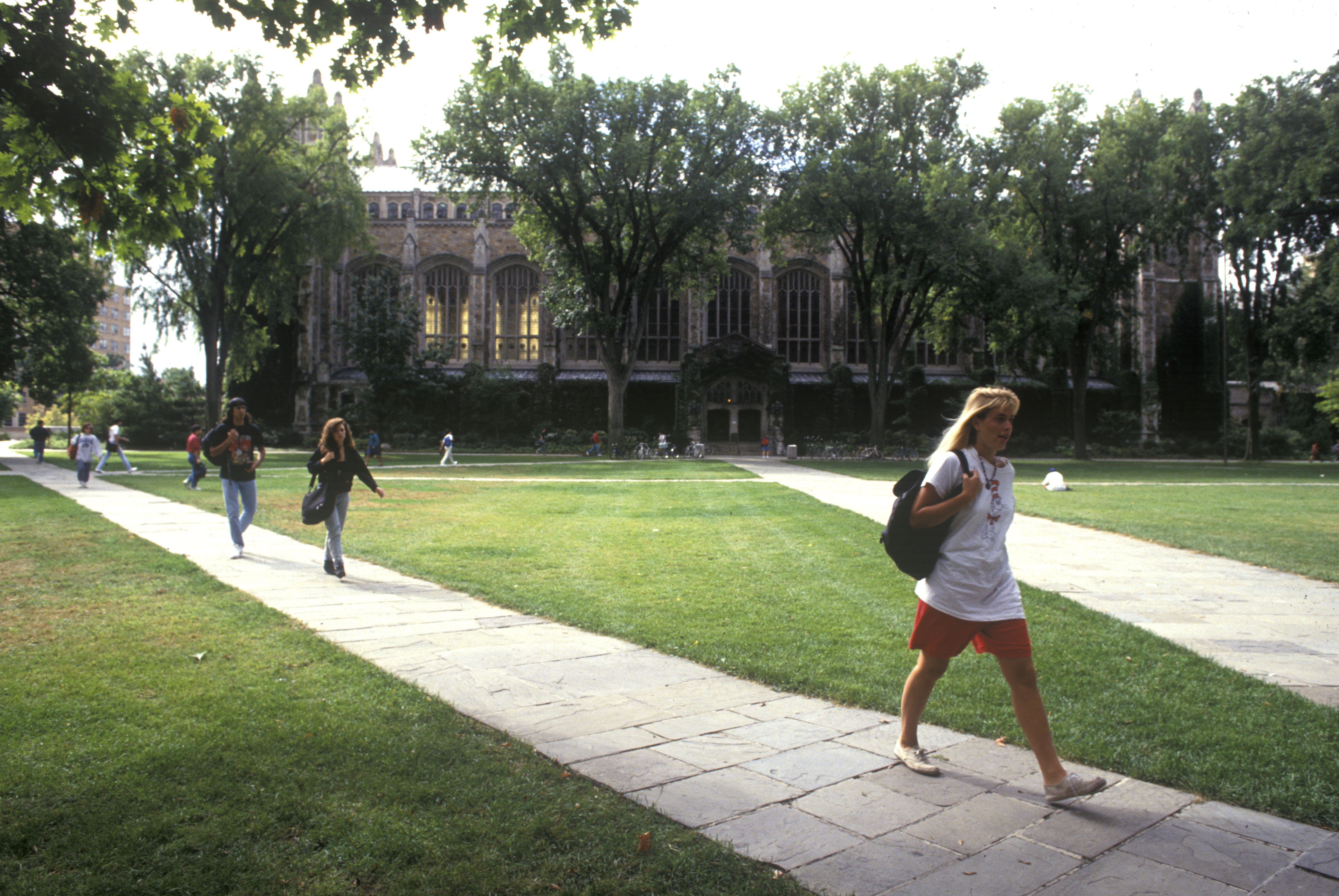 Law Quadrangle, University of Michigan, c.1990s image