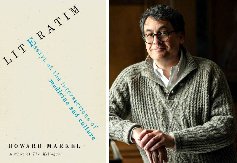 Dr. Howard Markel and his book Literatim