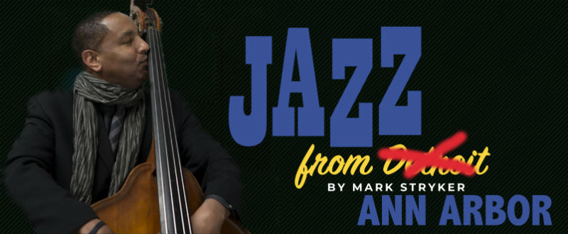 Bassist Robert Hurst - Jazz From Ann Arbor