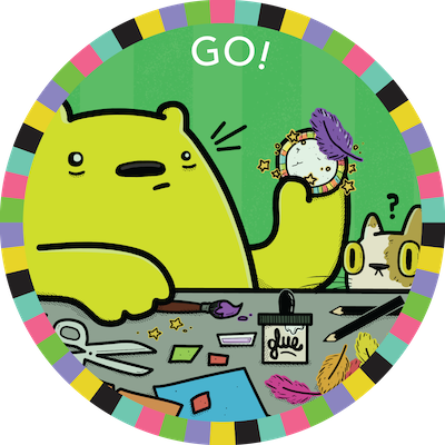 Go! A Guide to Conquering the Catalog Badge badge image